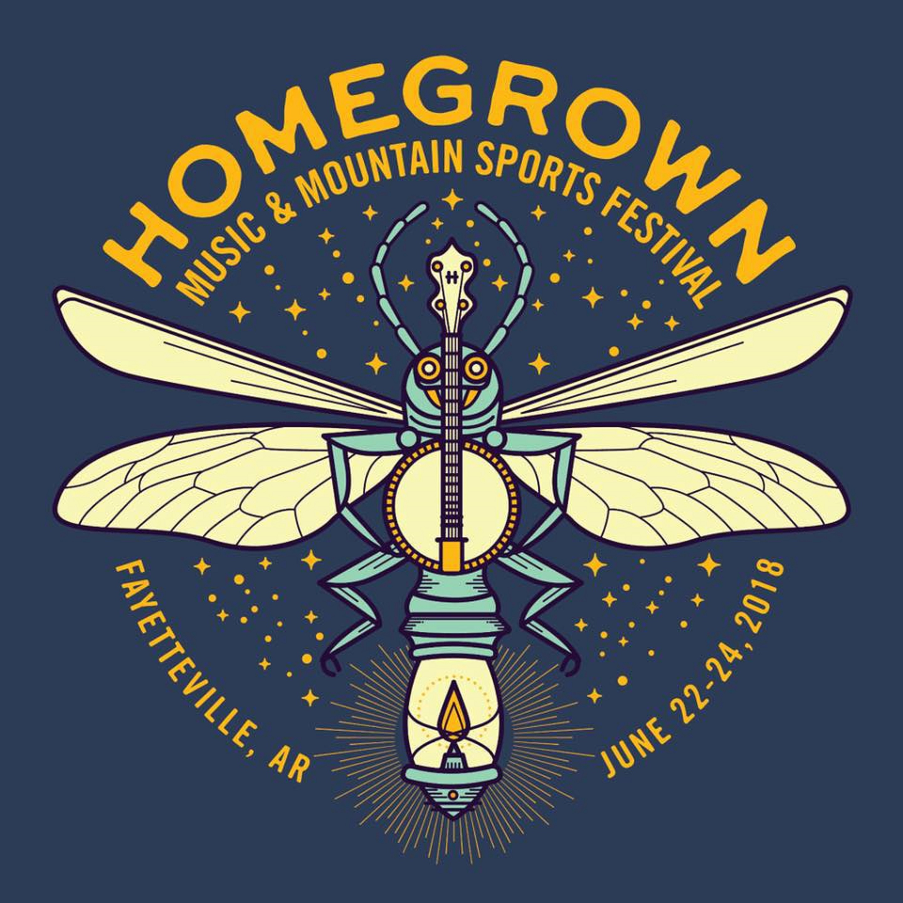 HOMEGROWN MUSIC & MOUNTAIN SPORTS FESTIVAL