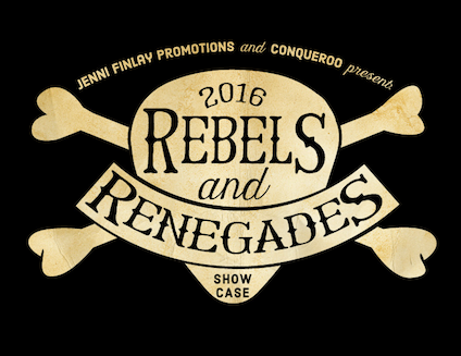 Jenni Finlay Promotions & Conqueroo's Rebels & Renegades