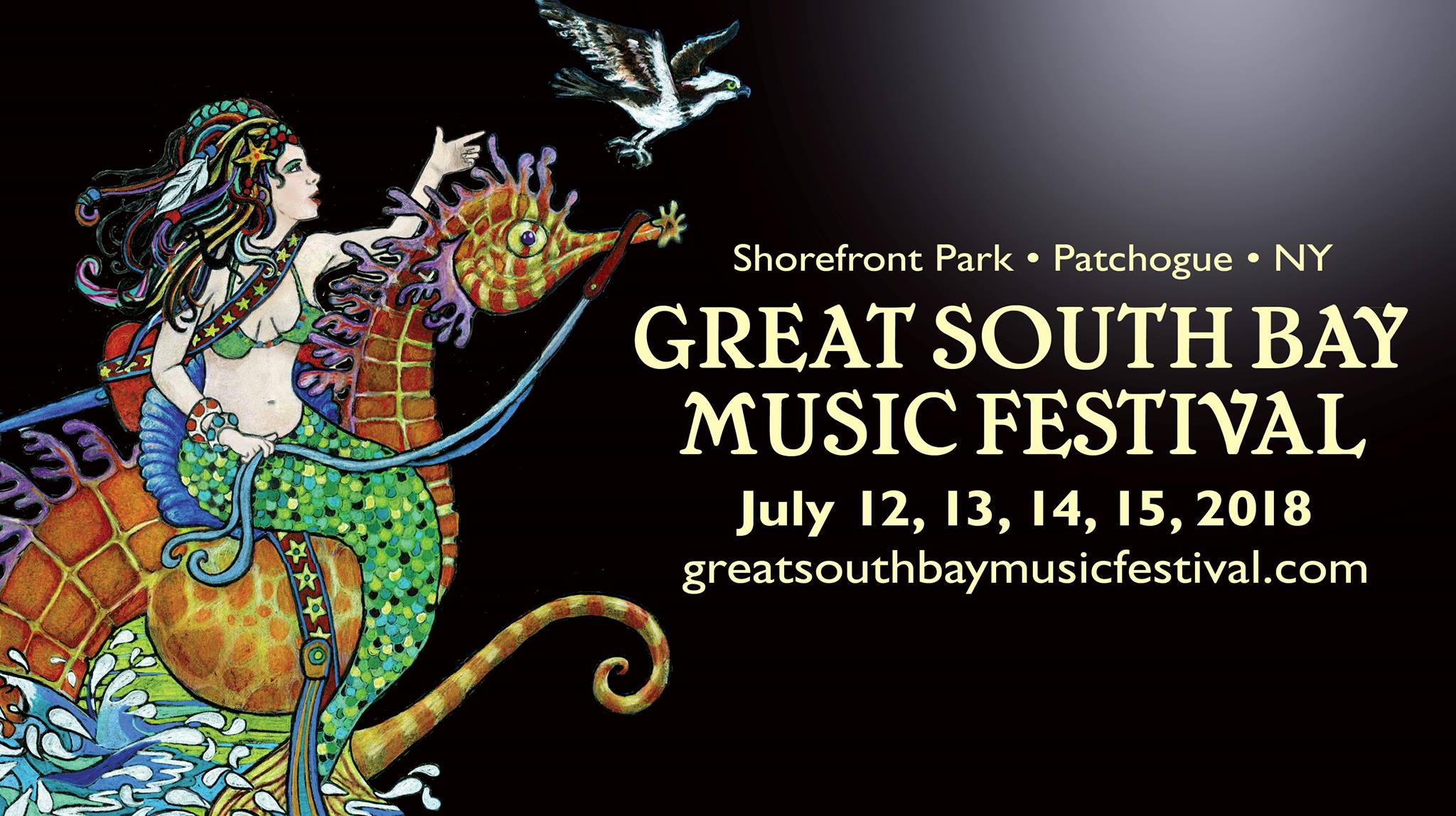 Great South Bay Music Festival 2018 Lineup