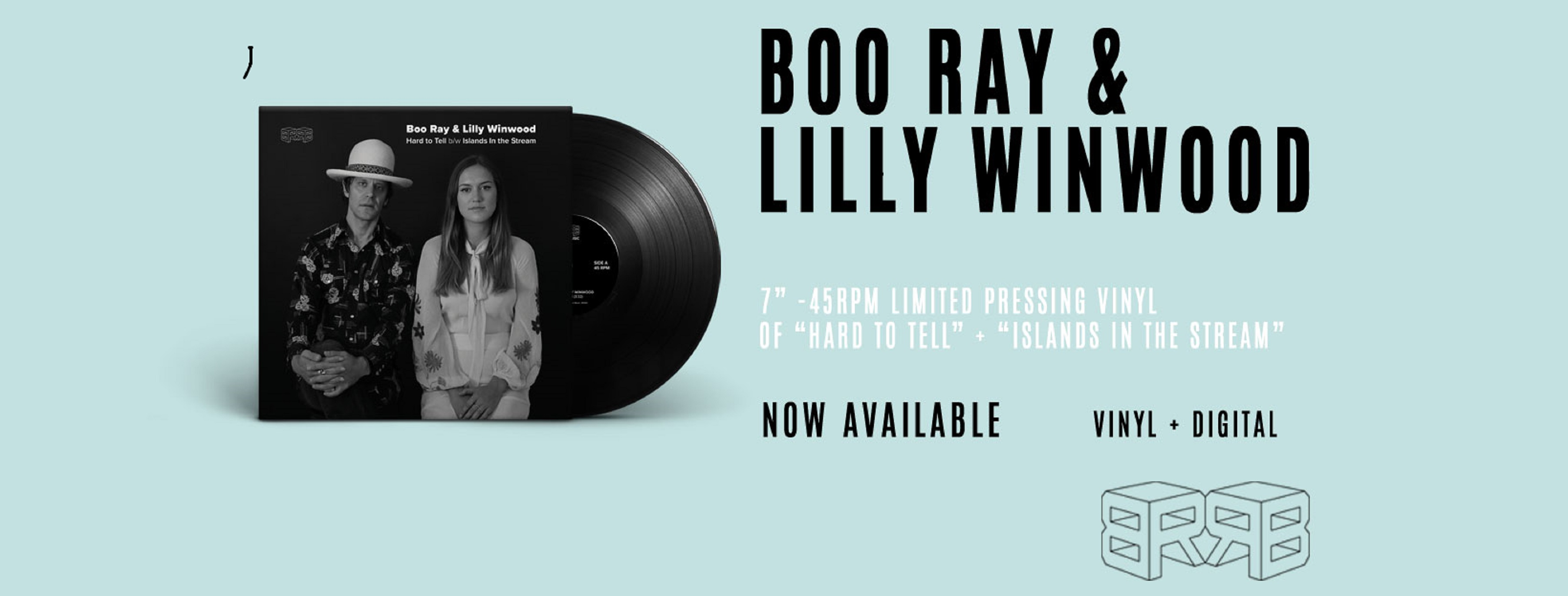 "Boo Ray & Lilly Winwood Release ""Hard to Tell"""