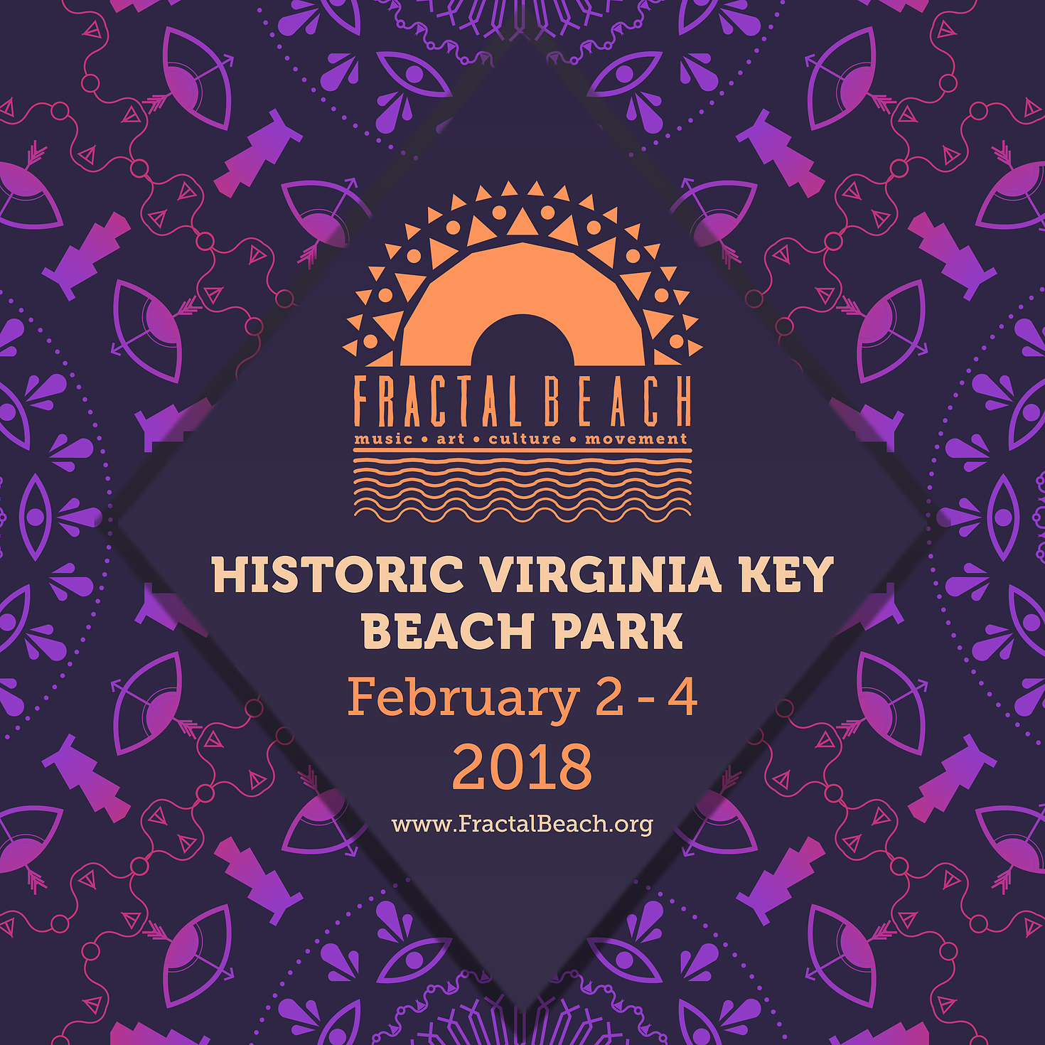 Fractal Beach 2018 Announces Full Lineup