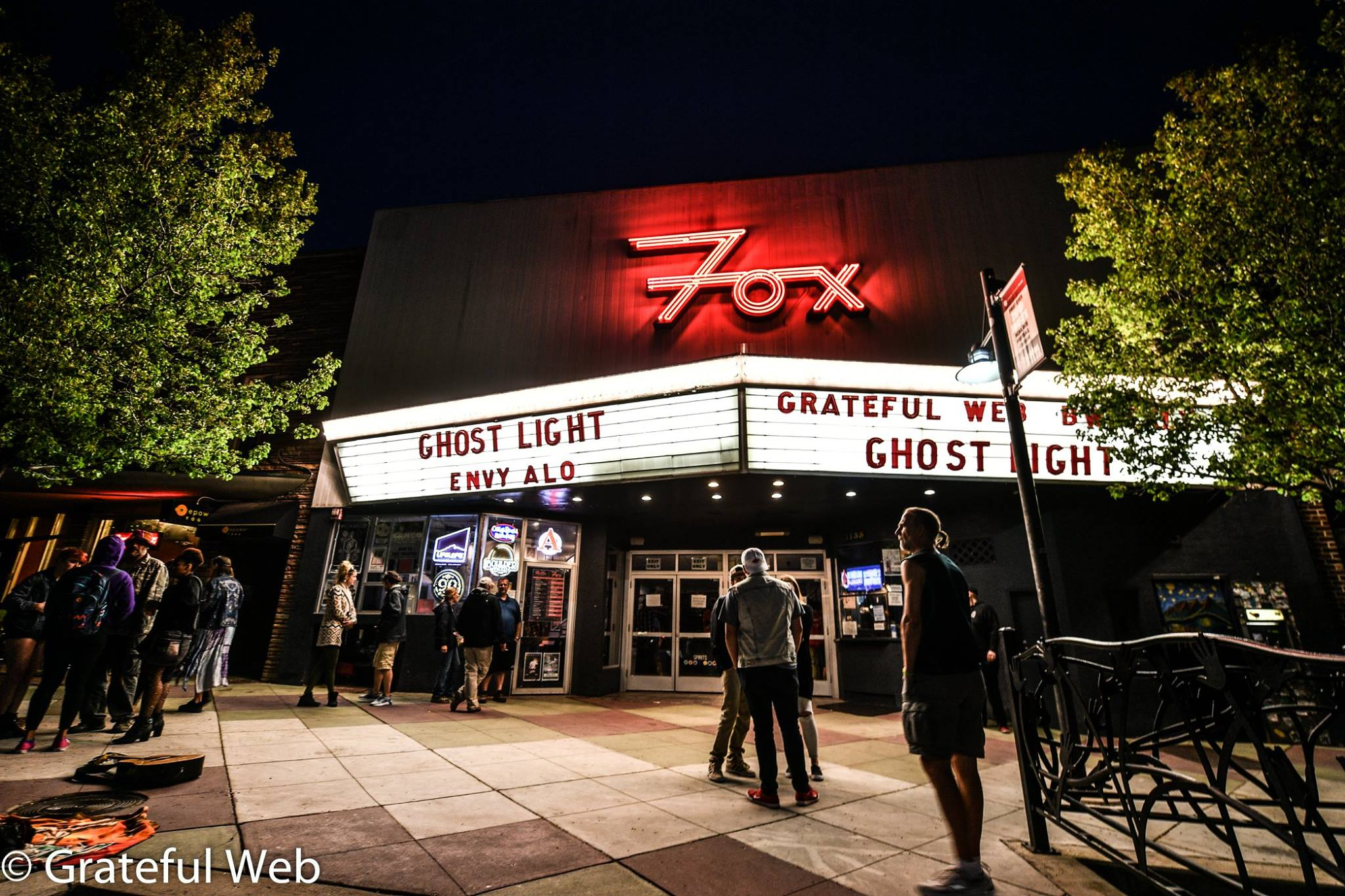 Ghost Light @ The Fox Theatre | 3/29/19 | Preview