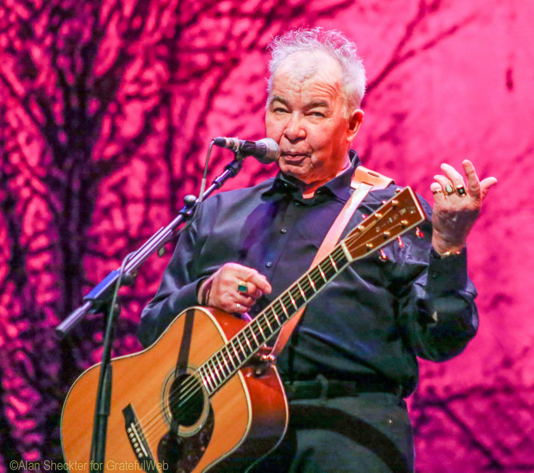 John Prine named Artist of the Year at 2020 Americana Awards