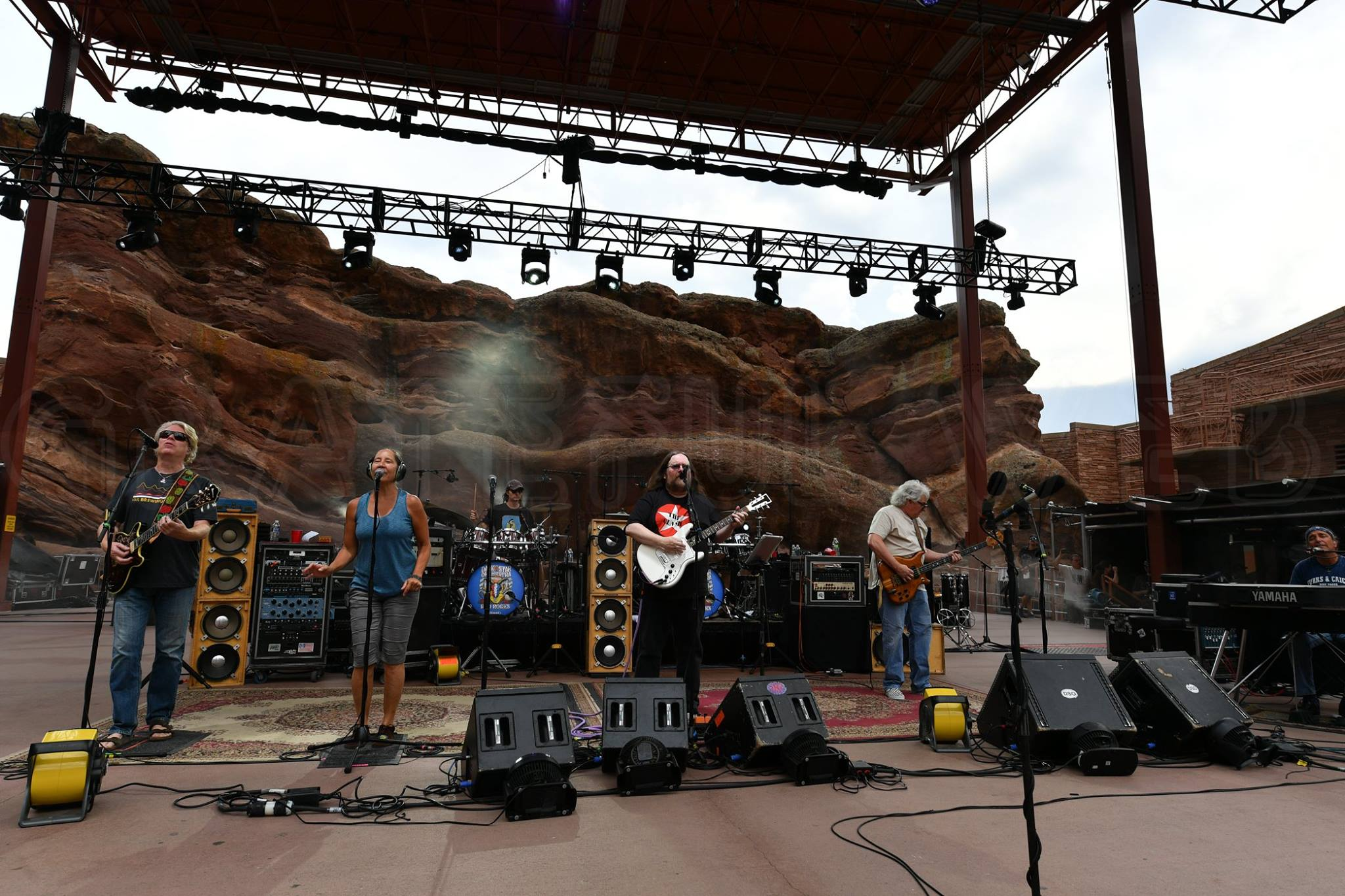 Dark Star Orchestra Returns to Red Rocks