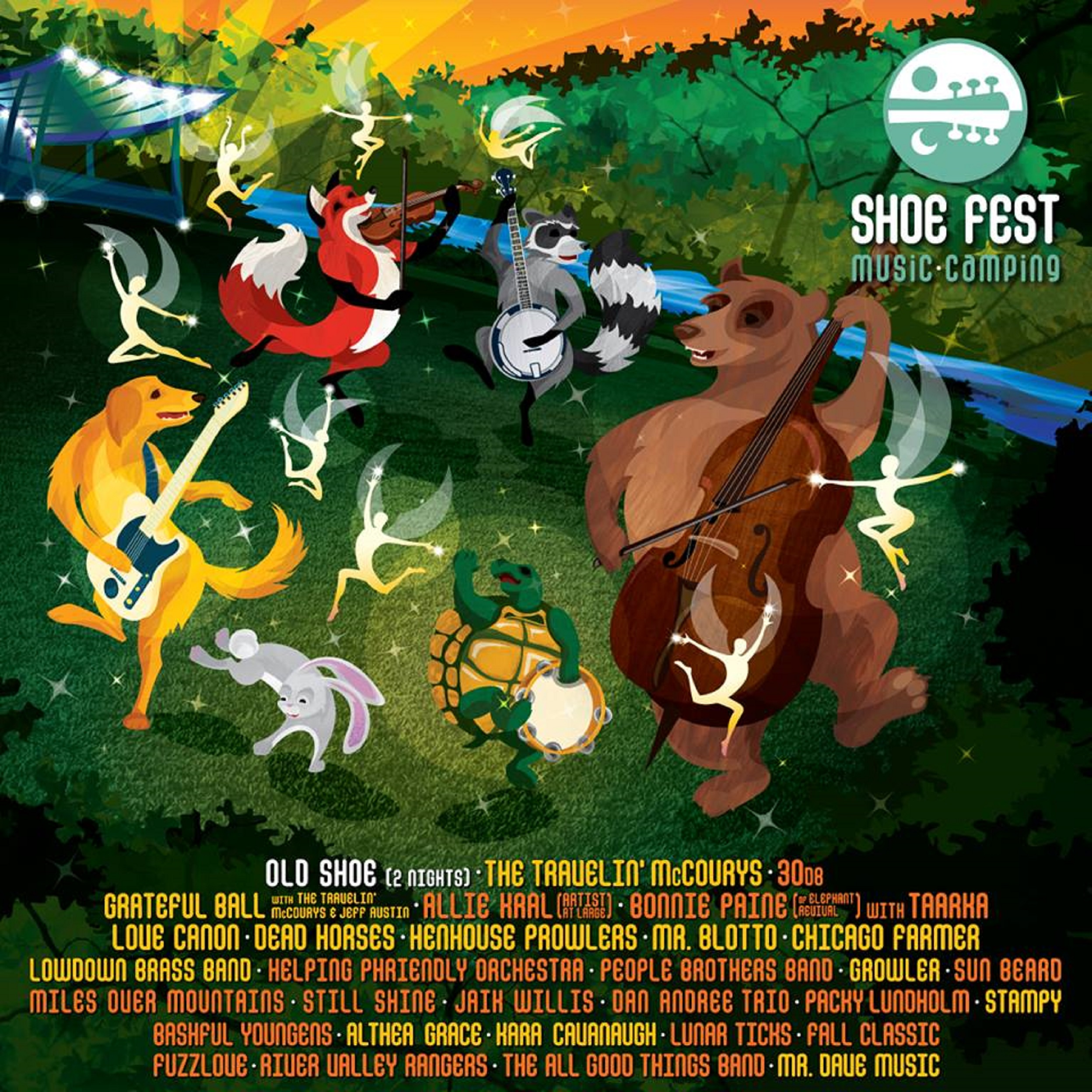 Shoe Fest announces 8th annual lineup