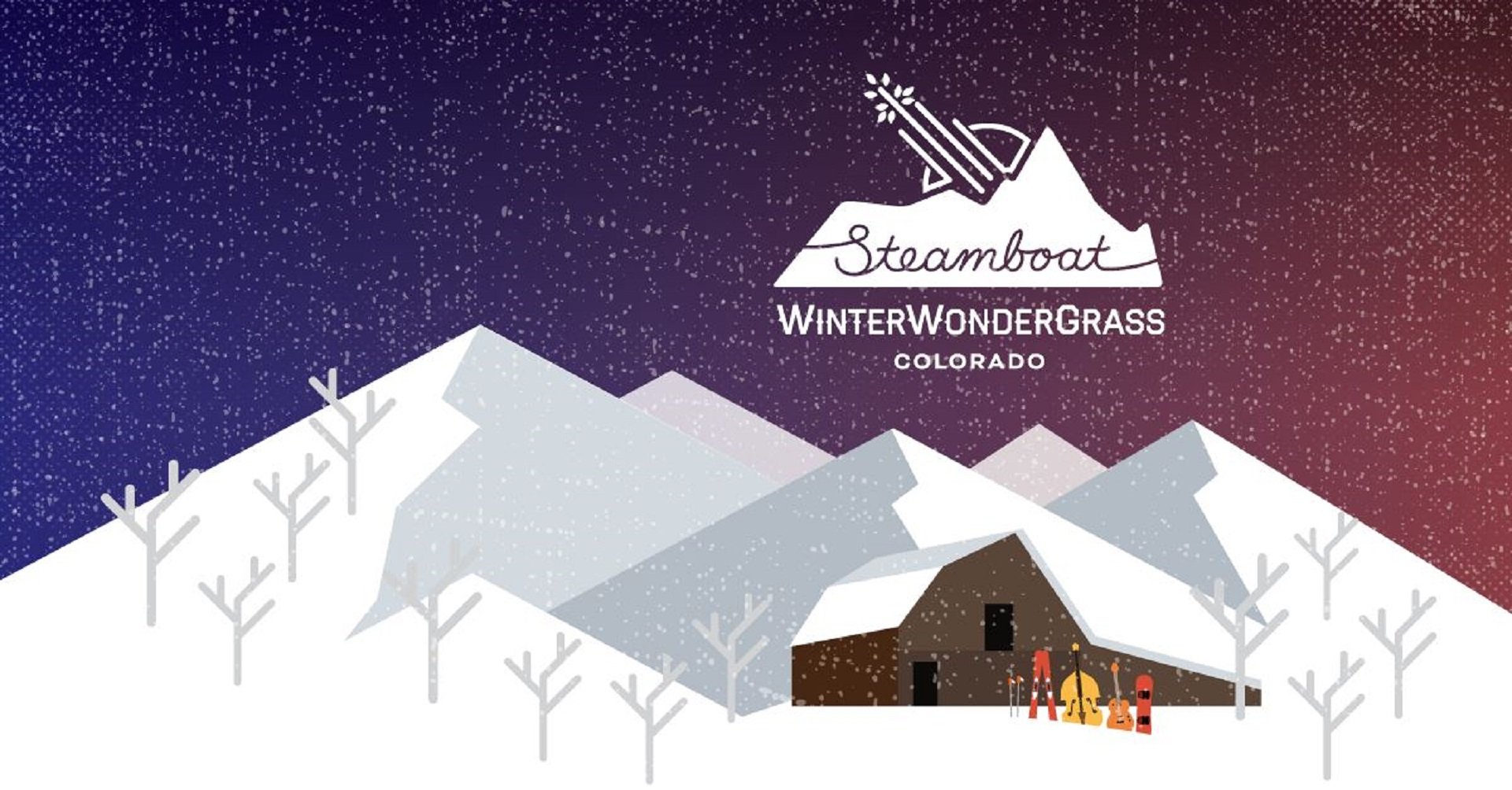 WinterWonderGrass Steamboat Sold Out; Announces Infamous Stringdusters, Billy Strings, Fruition + More to Play Grass After Dark Series