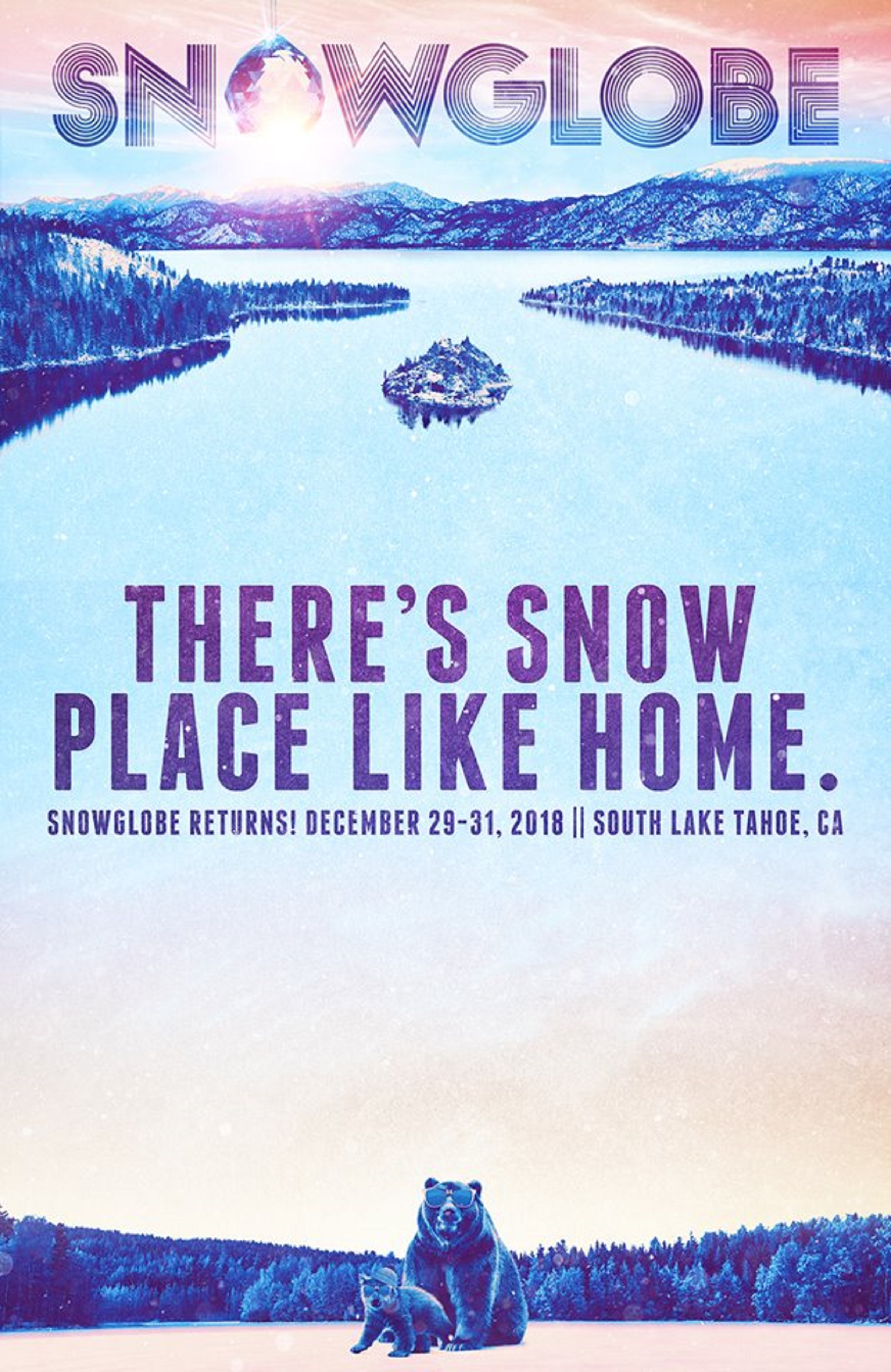 Advance Tickets On Sale Now for SnowGlobe Music Festival