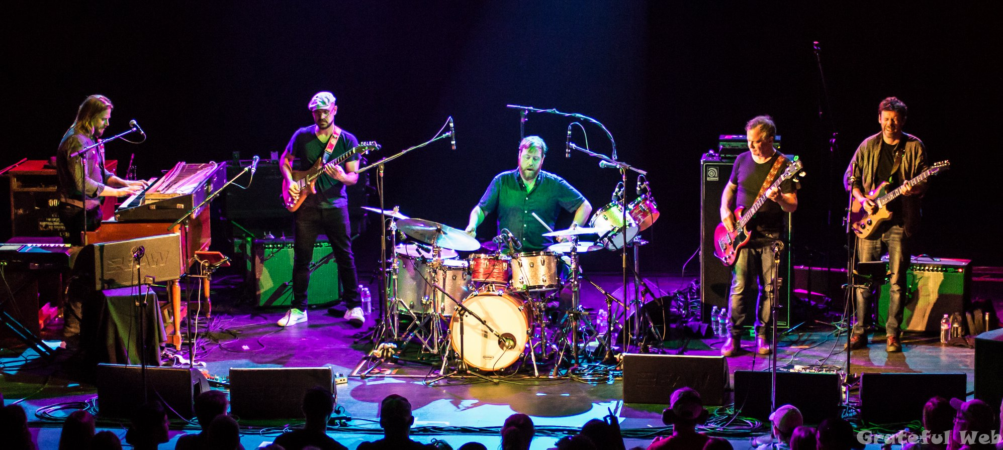 Joe Russo's Almost Dead | McDonald Theater | 8/11/18