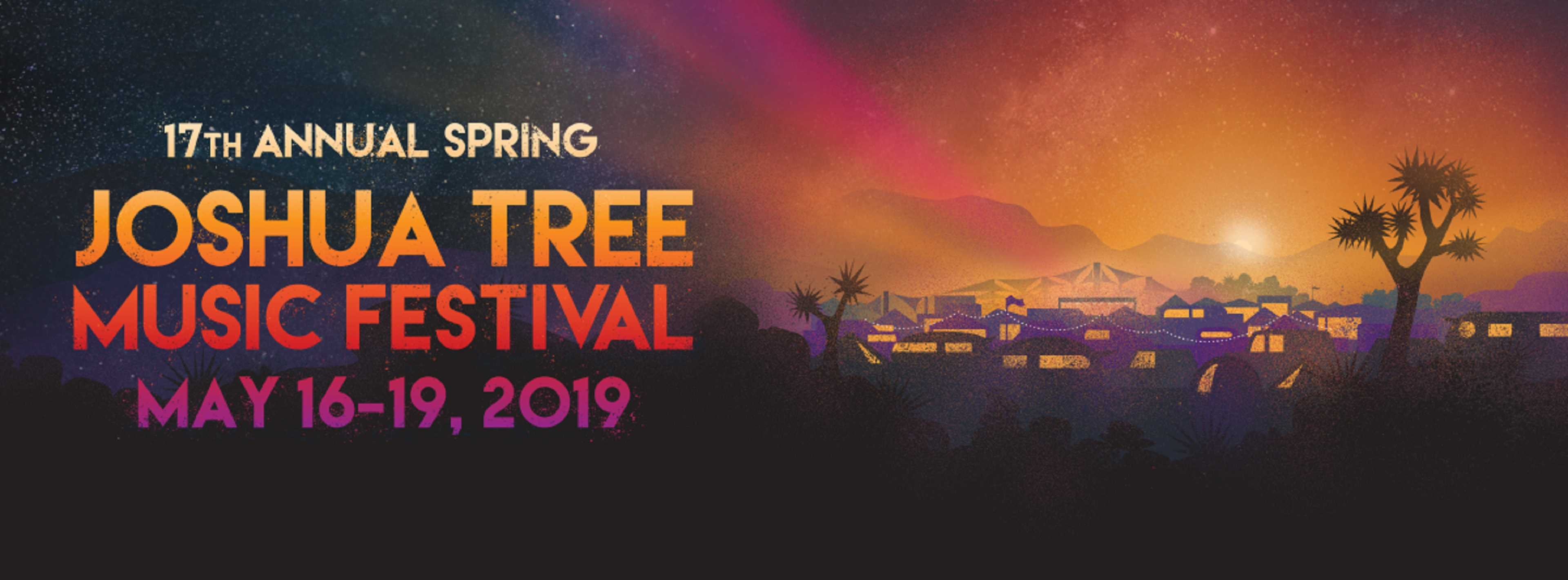 Joshua Tree Music Festival Announce Initial 2019 LineUp