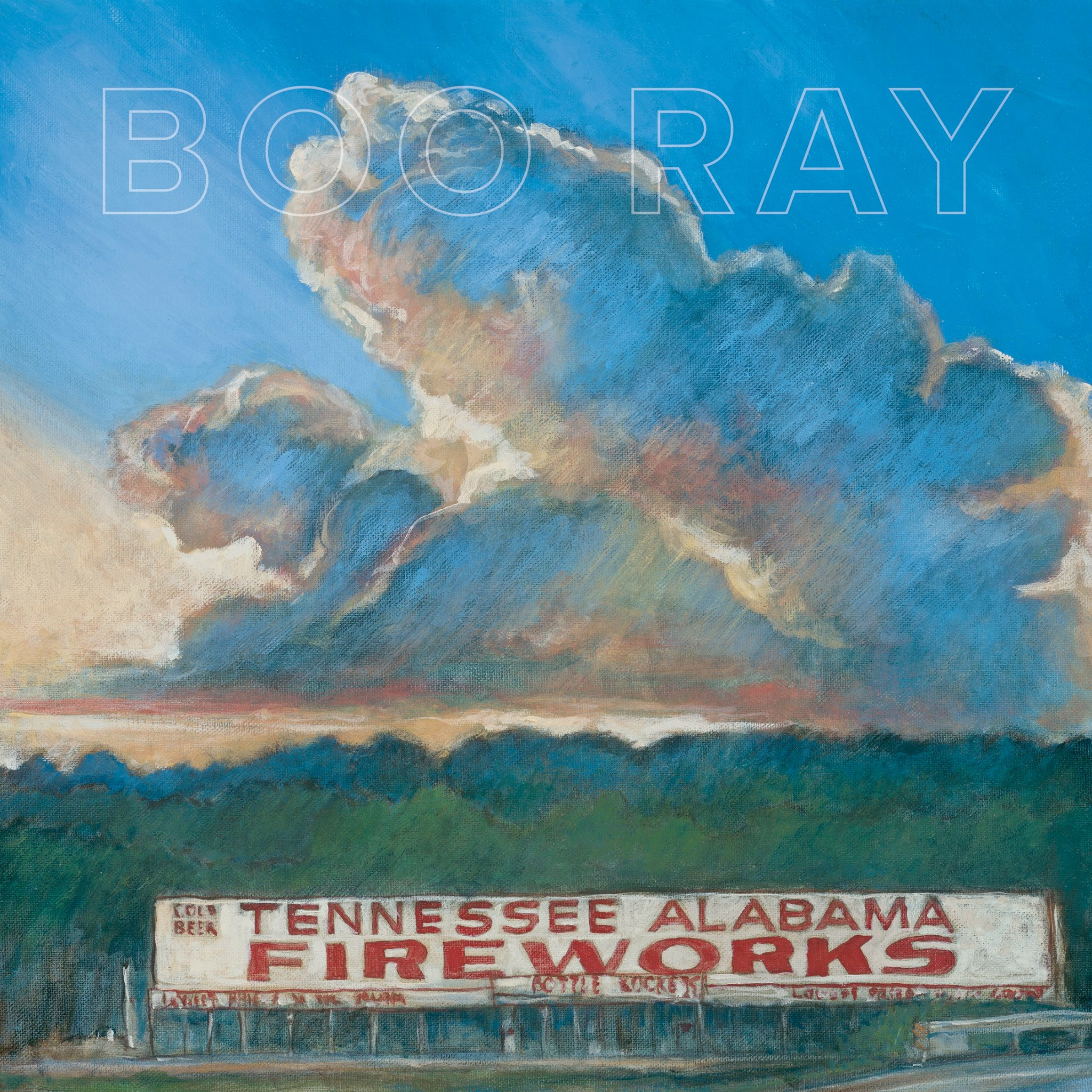Boo Ray to release 'Tennessee Alabama Fireworks' in February