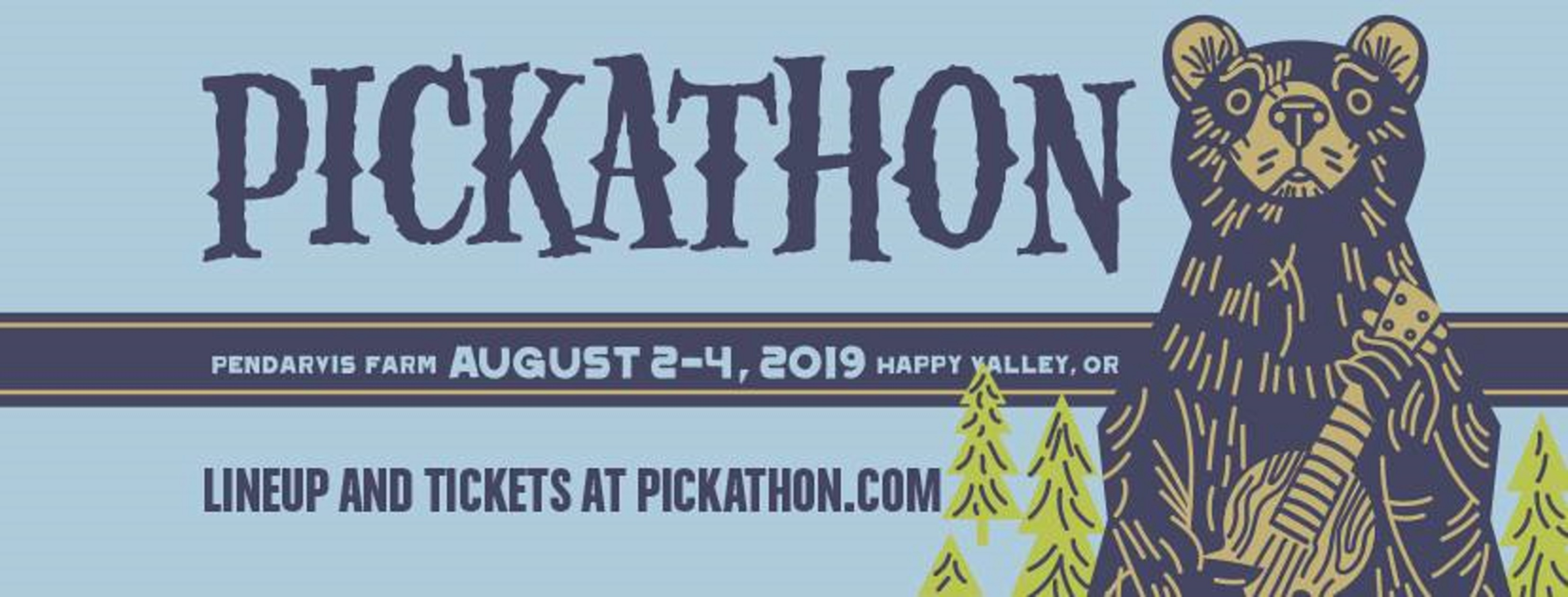 Pickathon announces full 2019 schedule