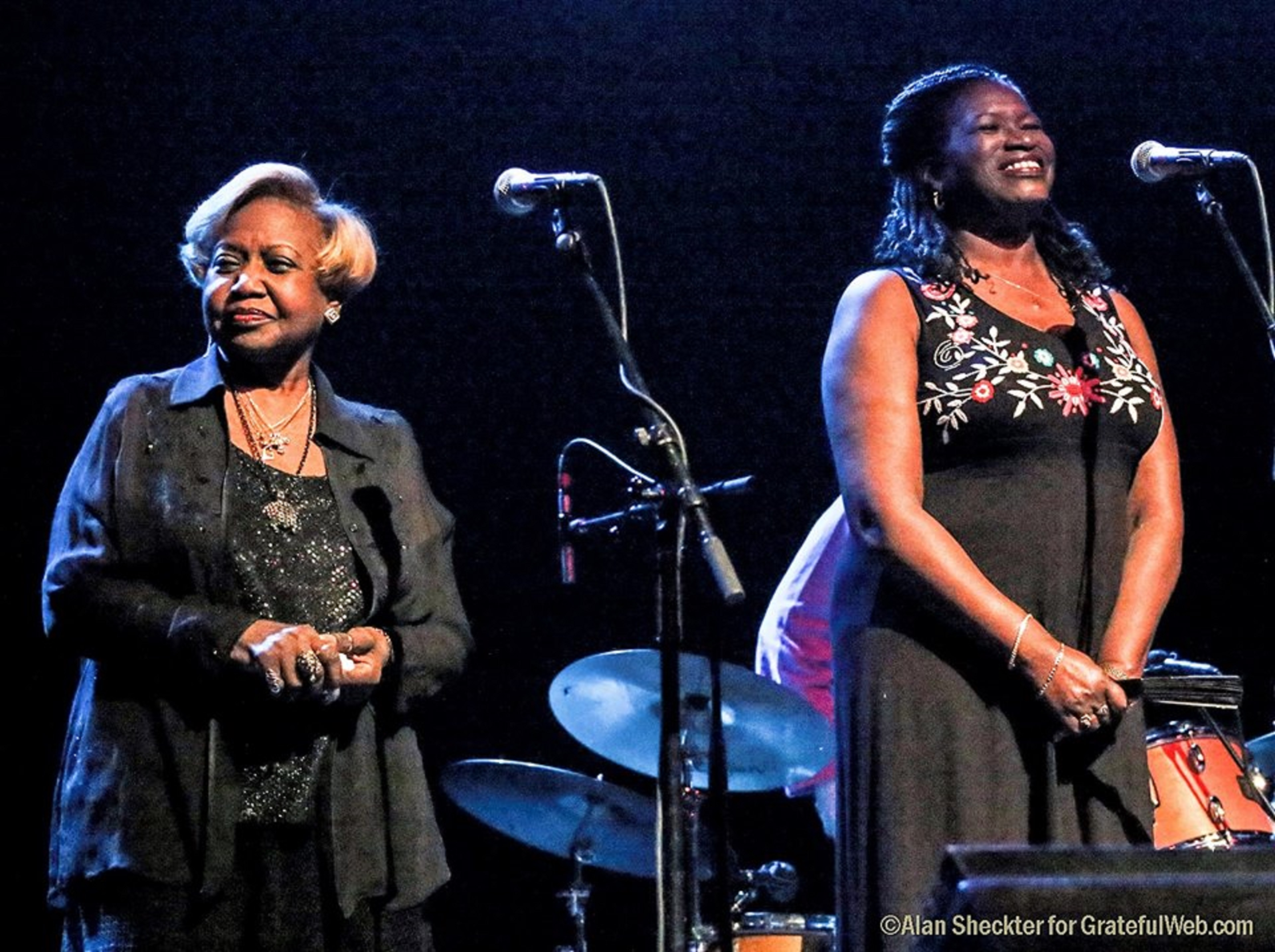 Jerry Garcia Band Backup Vocalist Gloria Jones passes away