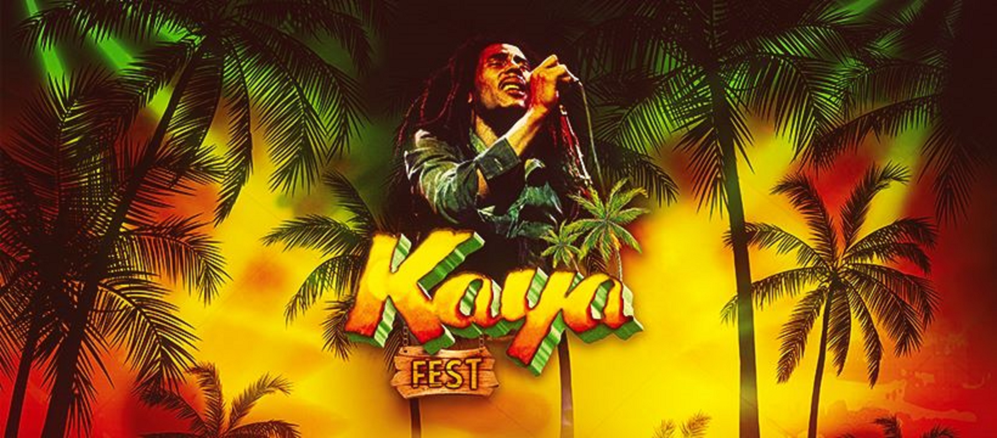 KES THE BAND JUST ADDED TO KAYA FEST 2019