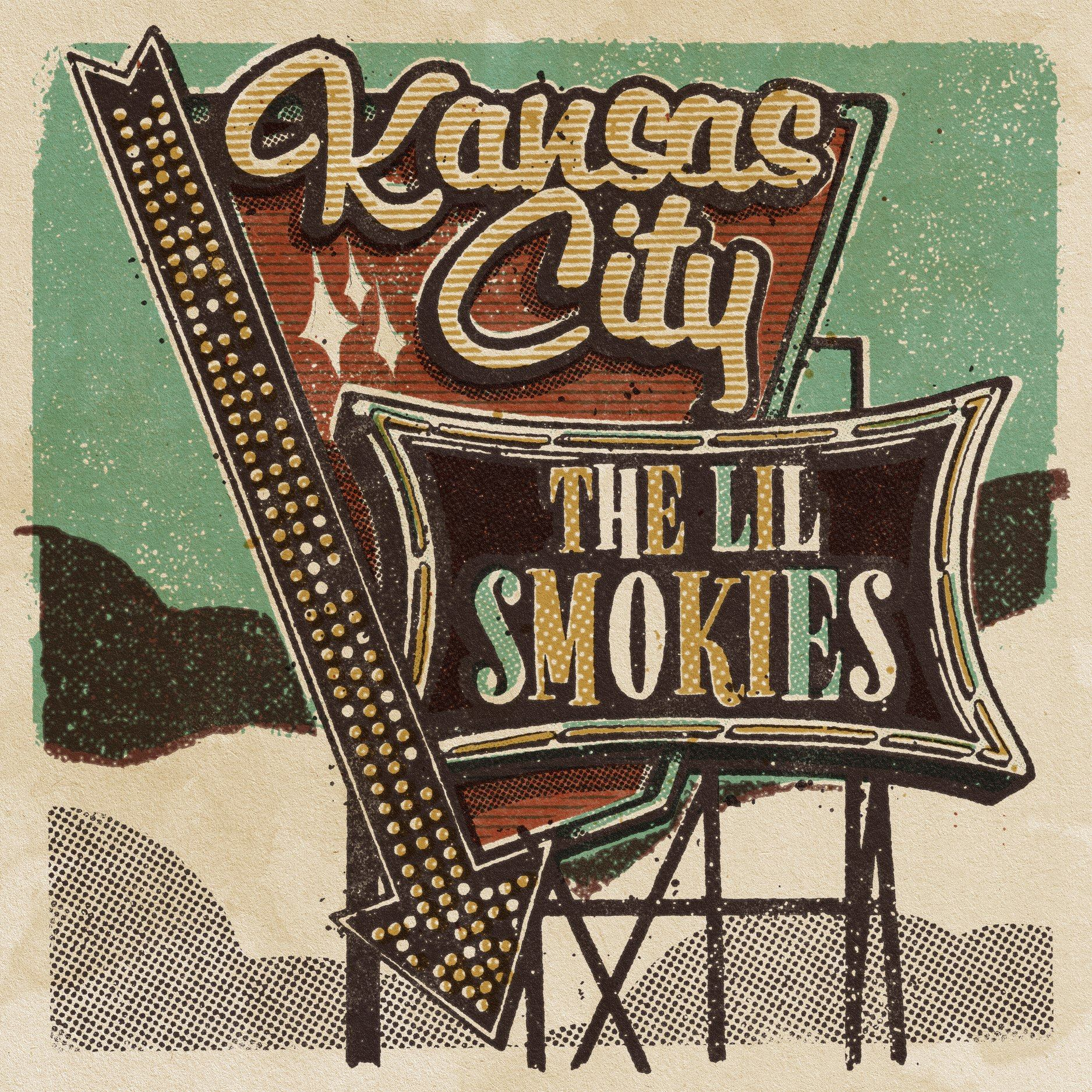 "The Lil Smokies Announce Release of ""Kansas City"""