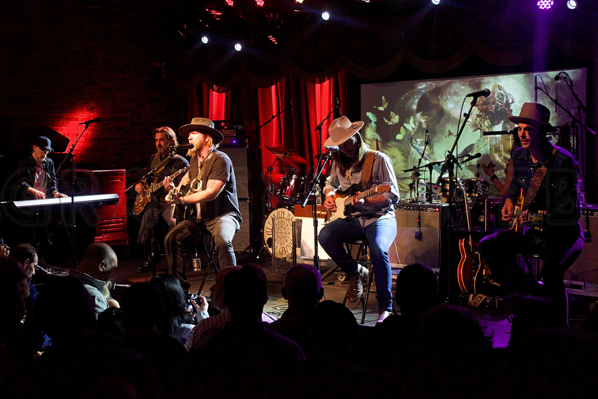The Allman Betts Band | Brooklyn Bowl | 3/27/19