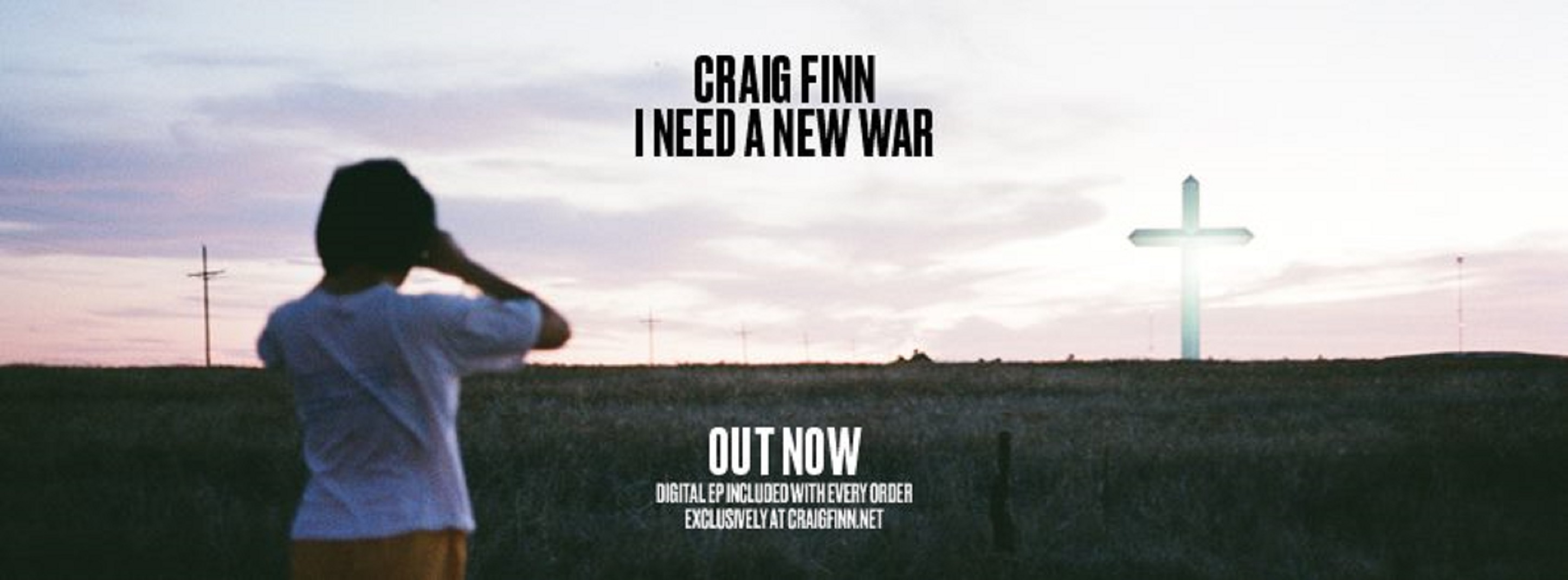 Craig Finn's new album out today