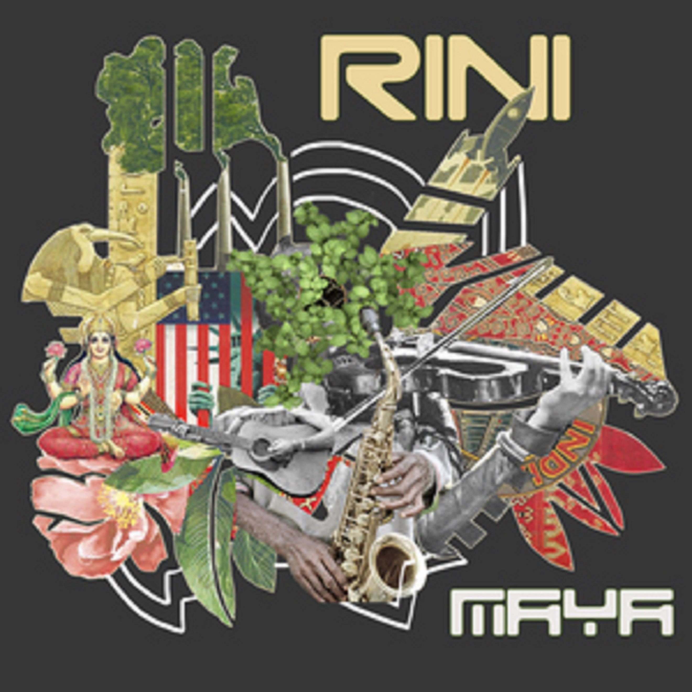 The Funky Musical Cosmos of Carnatic-Meets-Electronic Group RINI