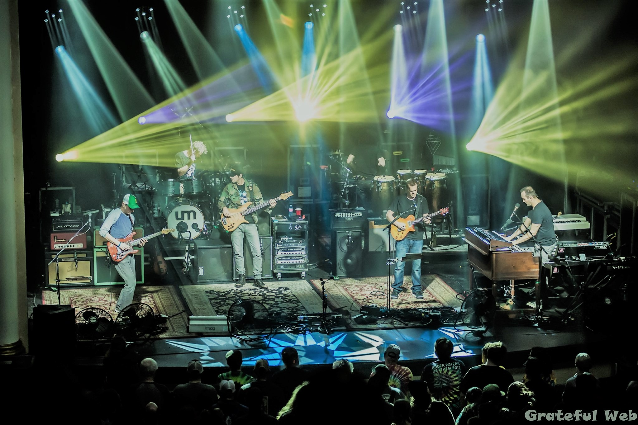 Umphrey's McGee | McDonald Theater | 3/8/19