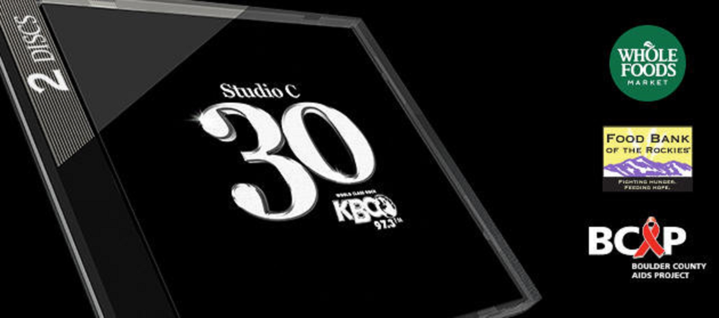 KBCO Announces Studio C 30th Anniversary 2-CD Release Date & Track Listing