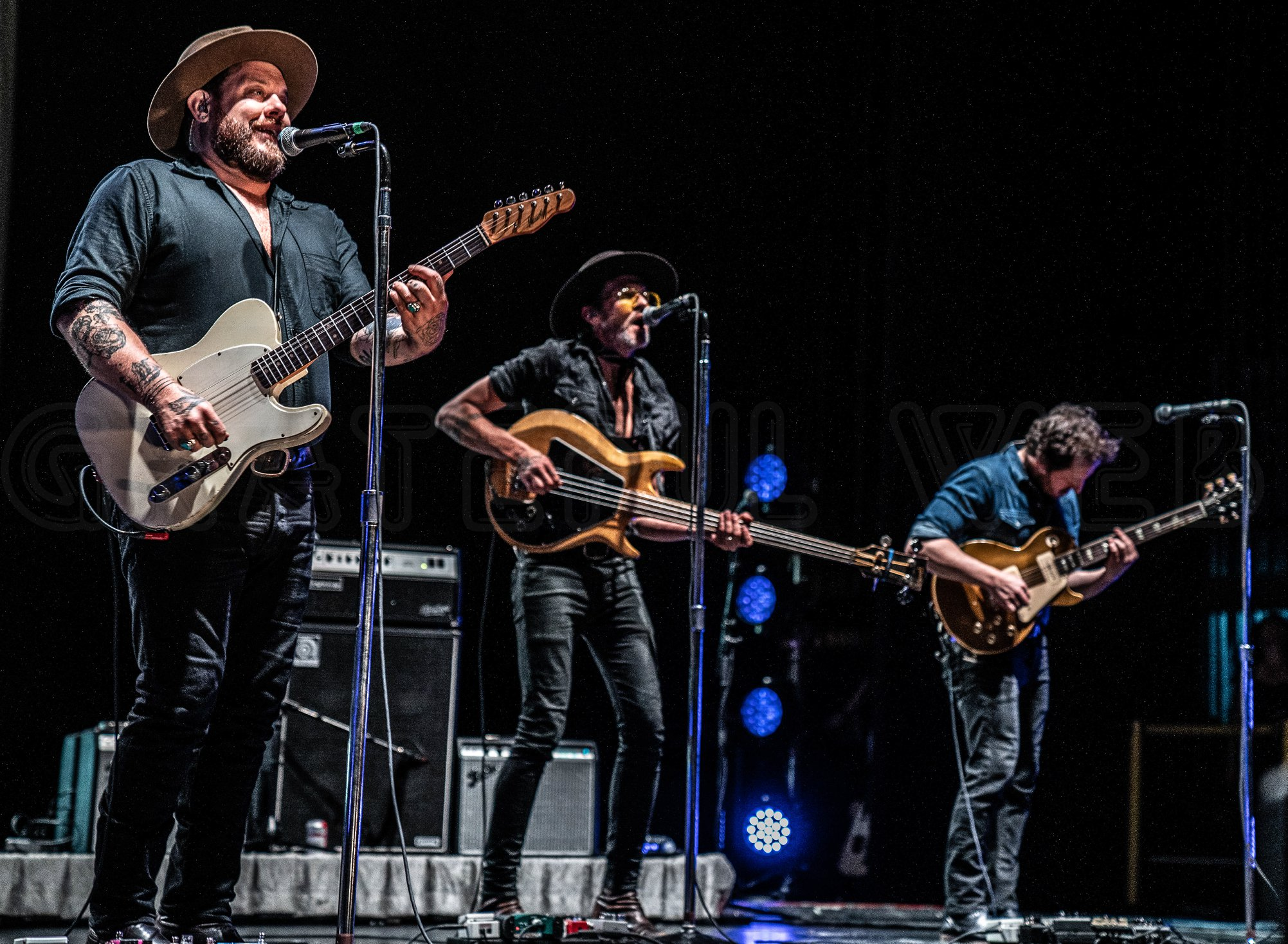 Nathaniel Rateliff & The Night Sweats | Saenger Theatre | 5/3/19