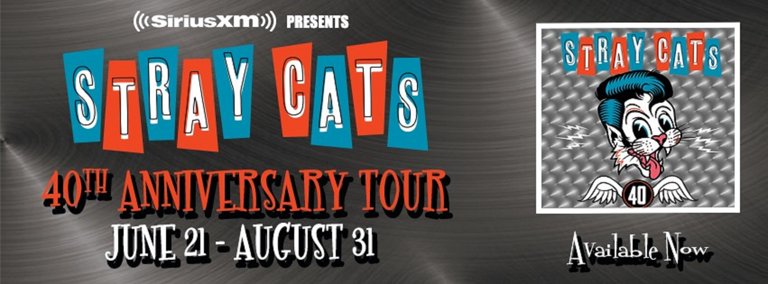 The Stray Cats To Perform August 2 Intimate Hometown Show In