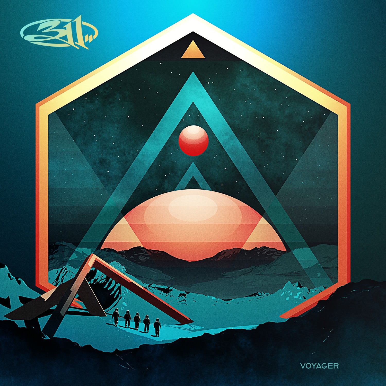 3 Weeks Till Release of New 311 Album VOYAGER