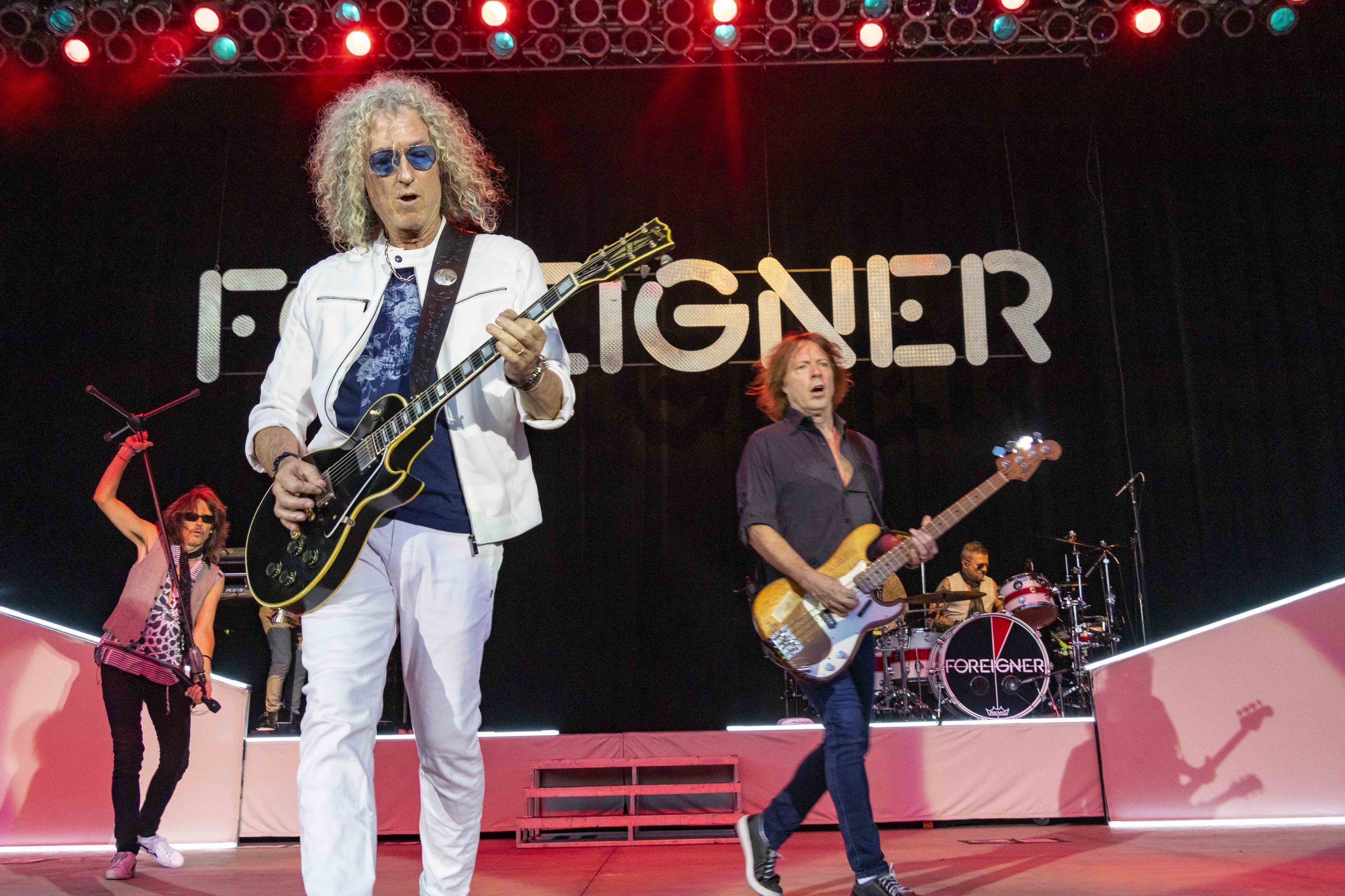 Foreigner | Vina Robles Amphitheater | 6/9/19