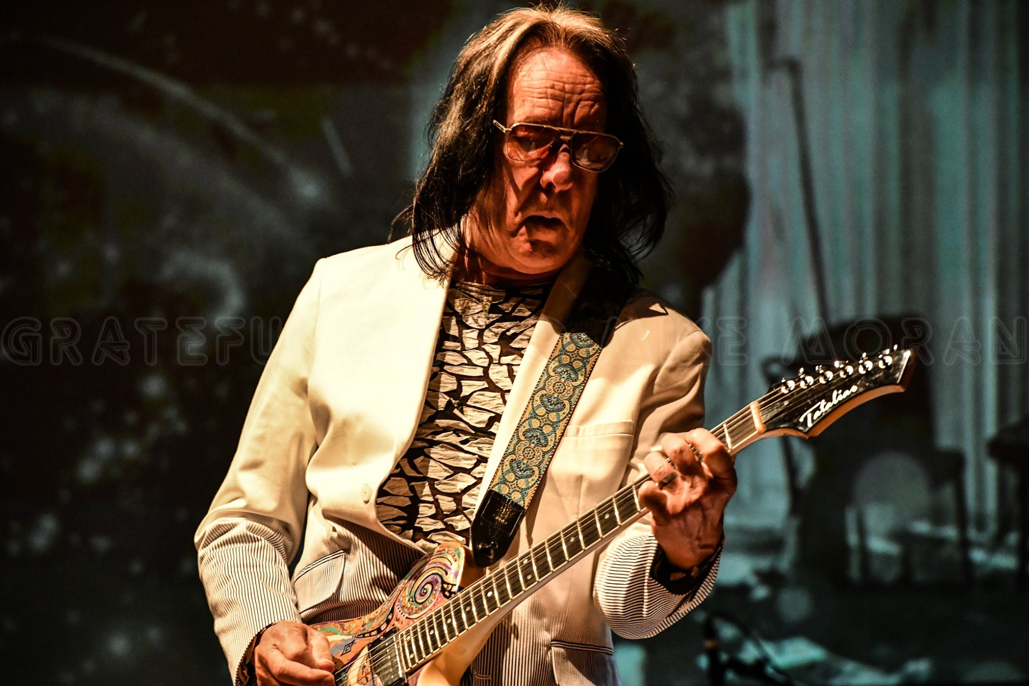 Todd Rundgren Recruits Guest Artists for Democratic Campaign Anthem