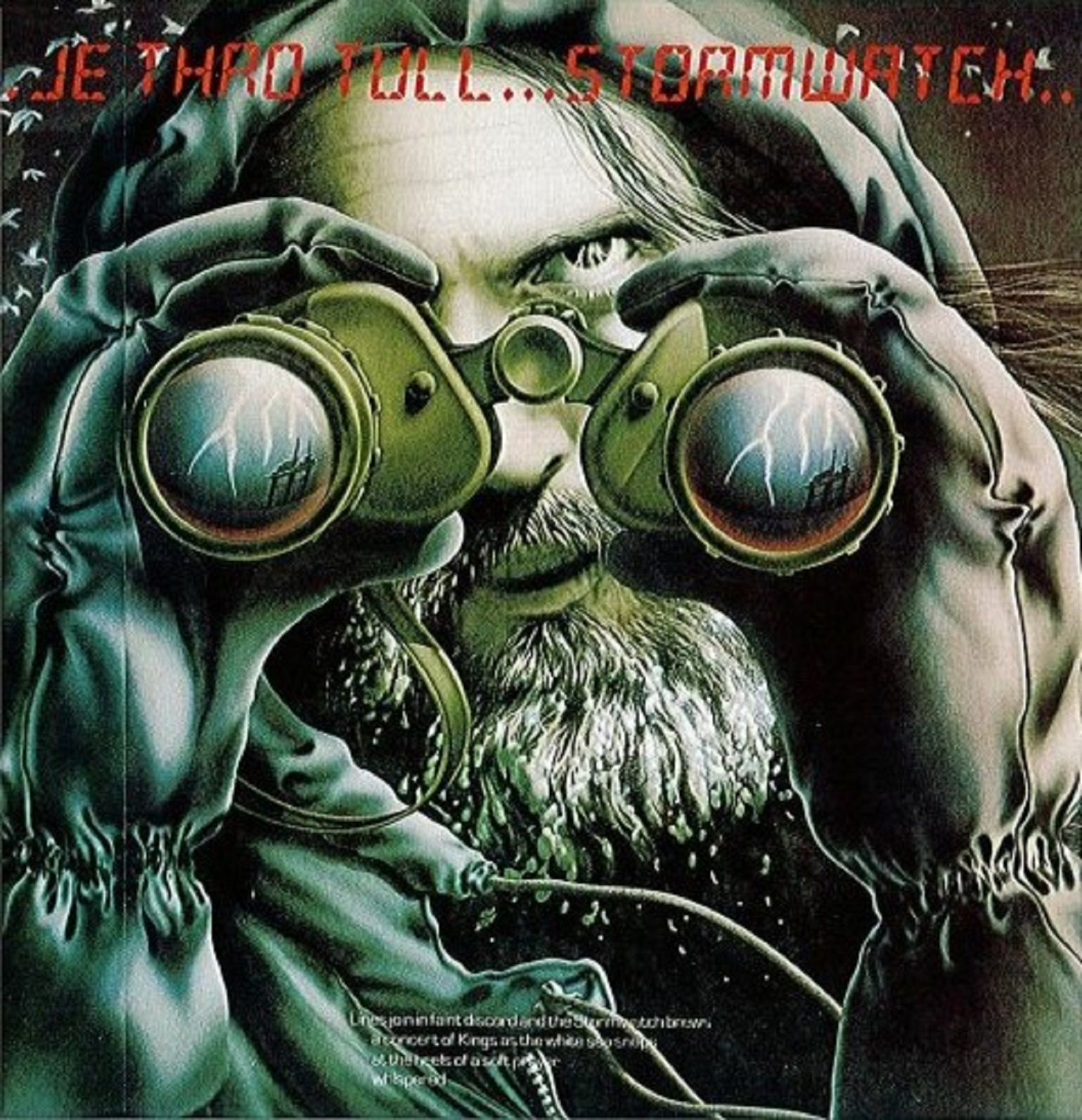 Rhino To Release Jethro Tull's STORMWATCH 40th Anniversary Edition