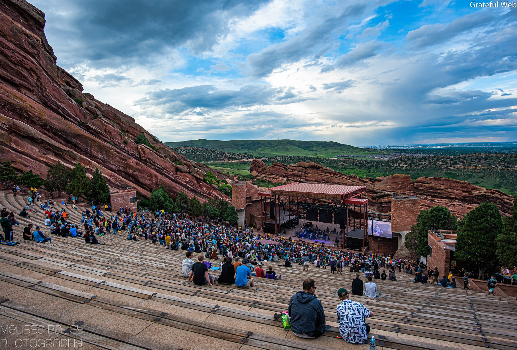 'Rage Rocks' | Red Rocks Amphitheater | 6/15/19