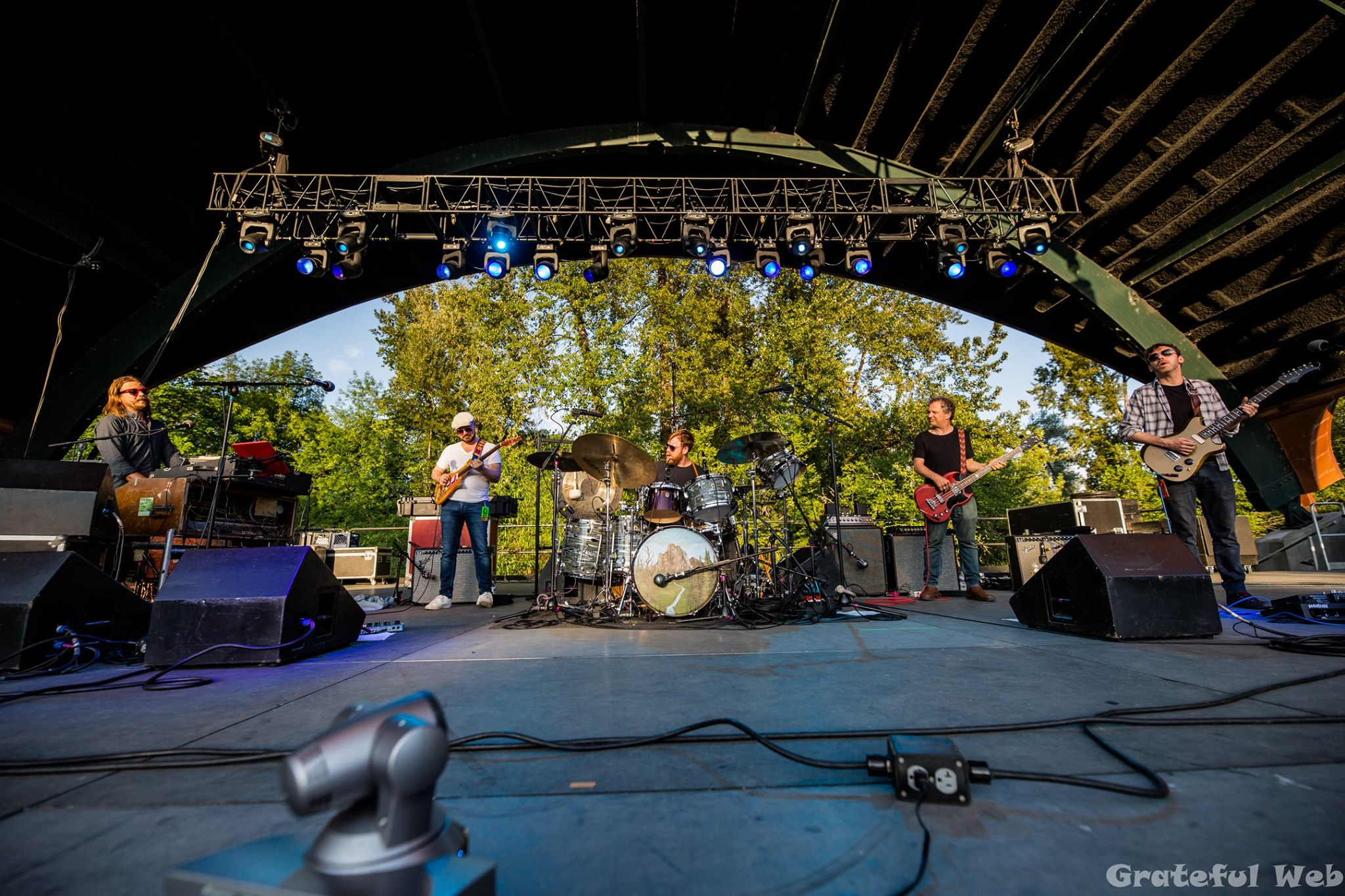 Joe Russo's Almost Dead | Cuthbert Amphitheater | 5/31/19