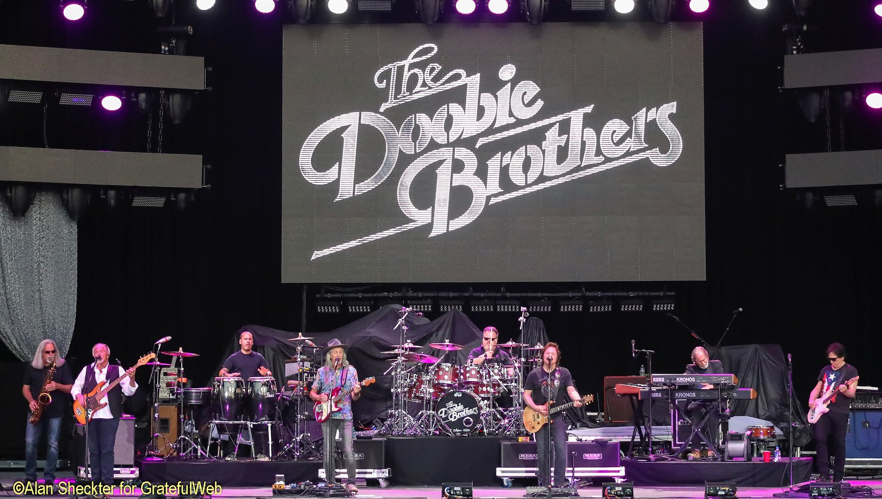The Doobie Brothers Add More Dates To 2019 Headline Tour