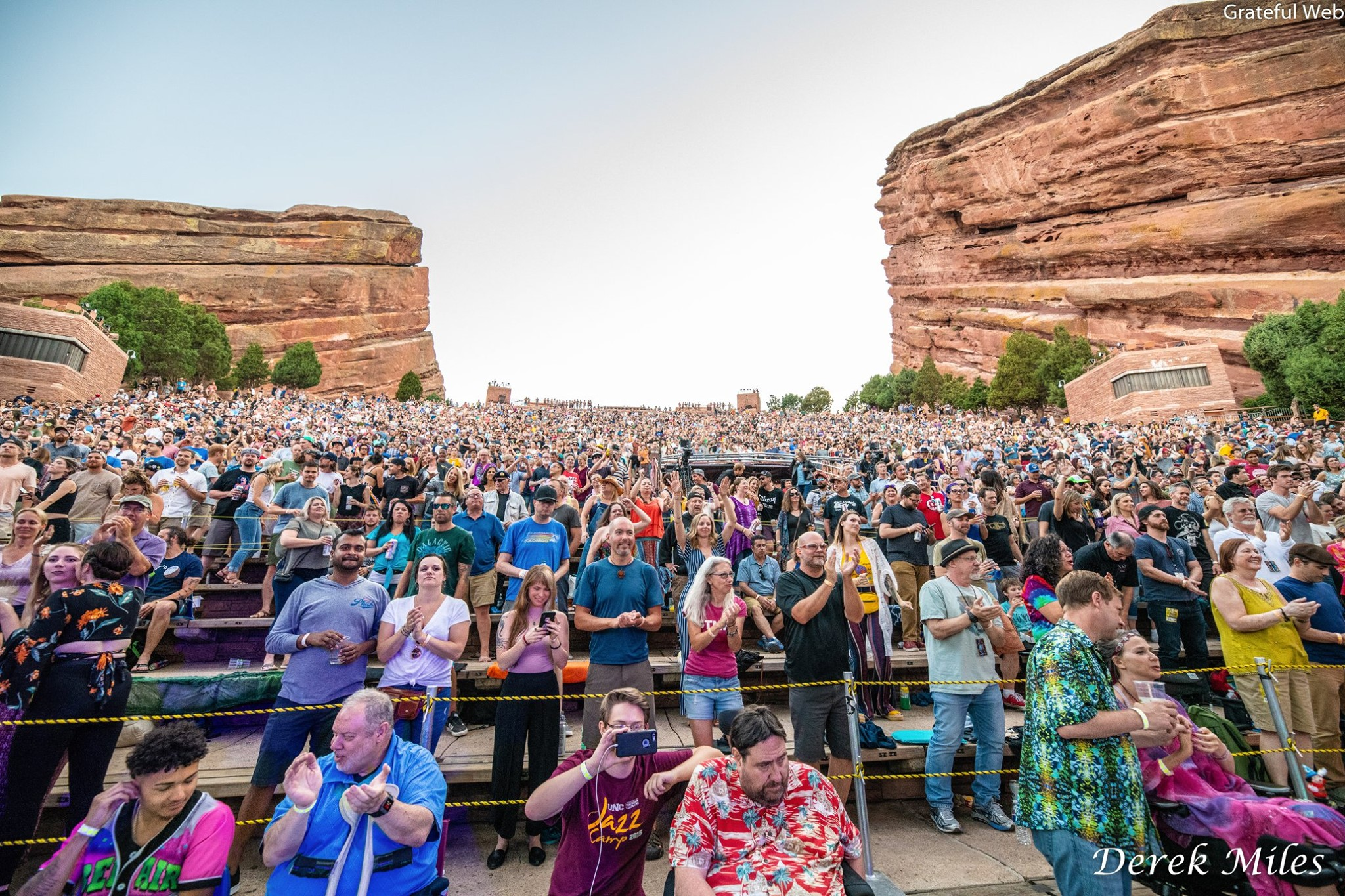 The Motet + Galactic + Moon Hooch | Red Rocks Amphitheatre | 7/12/19