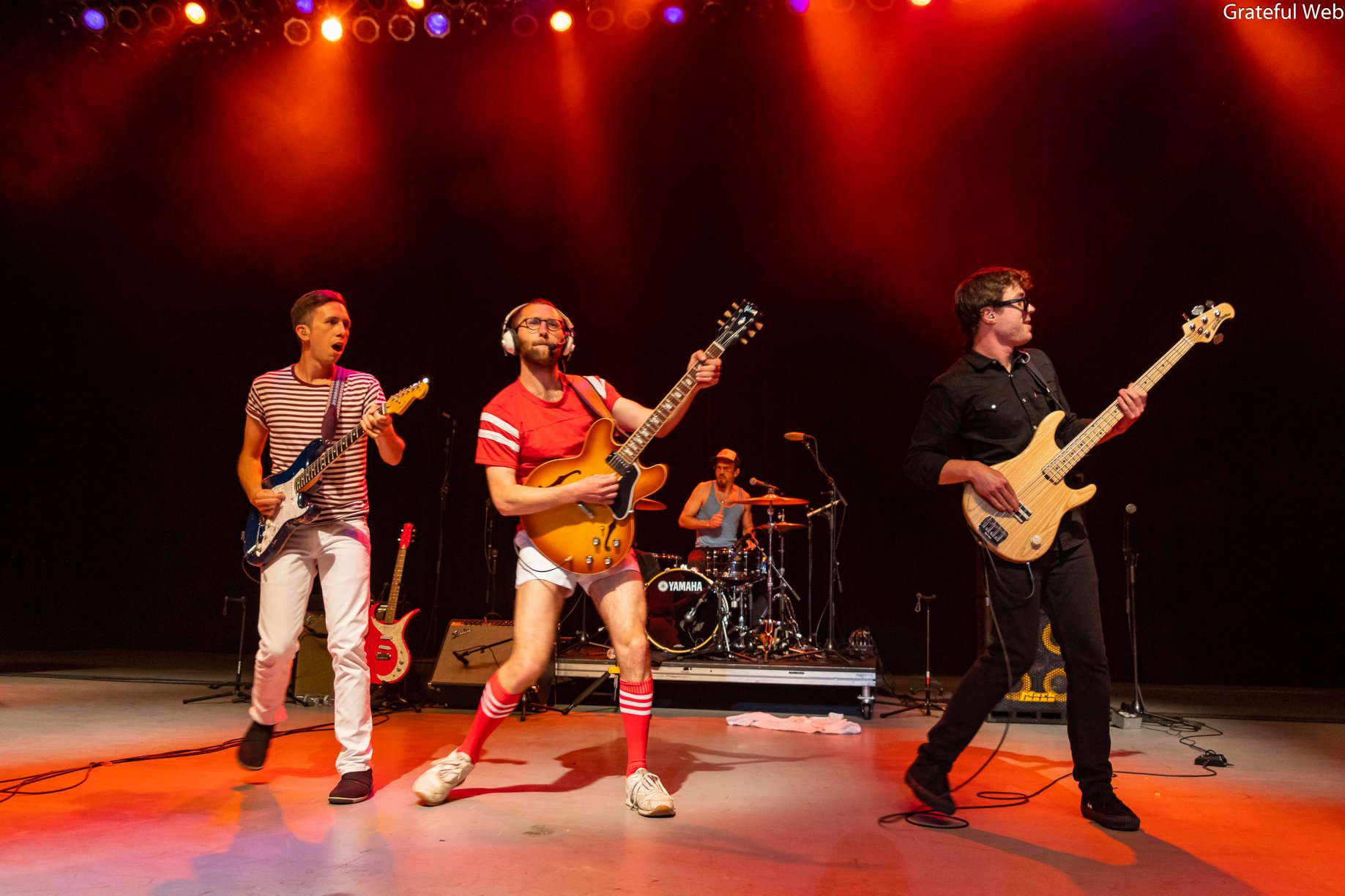 Vulfpeck | Greek Theatre | 7/14/19