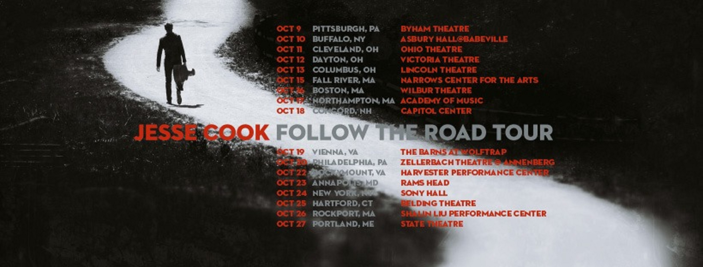 "Jesse Cook Announces 33-Date ""Follow The Road"" U.S. Tour"