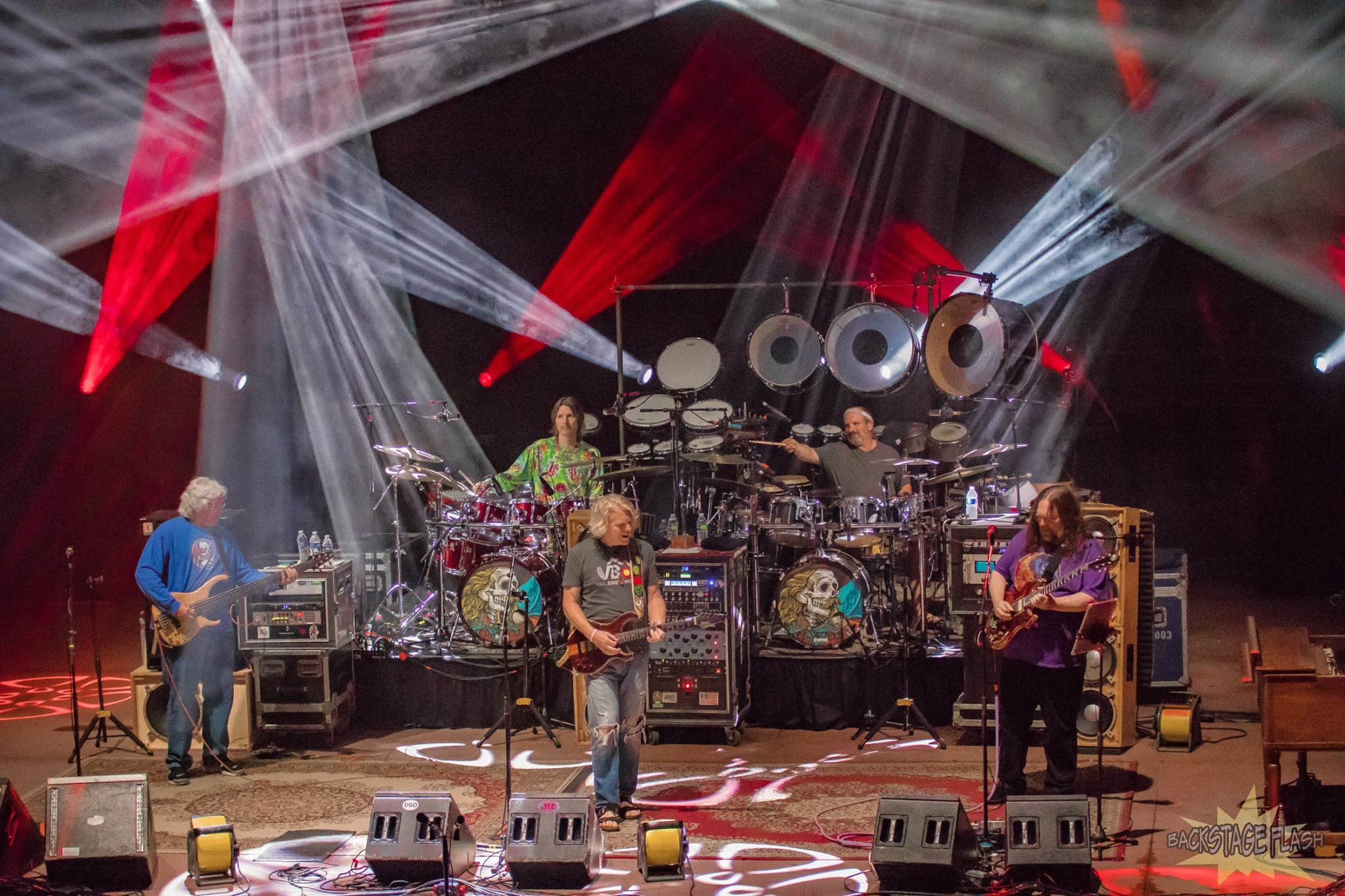 Dark Star Orchestra + Hot Tuna | Red Rocks Amphitheatre | 9/8/19