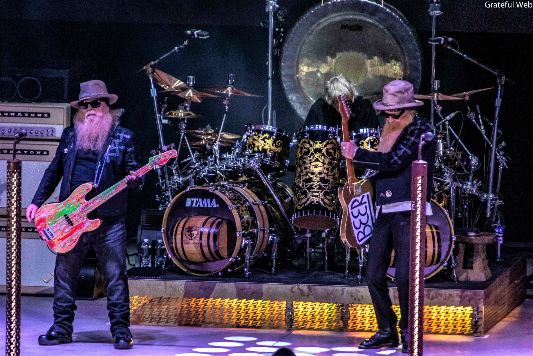 ZZ Top + Cheap Trick | Vina Robles Amphitheatre