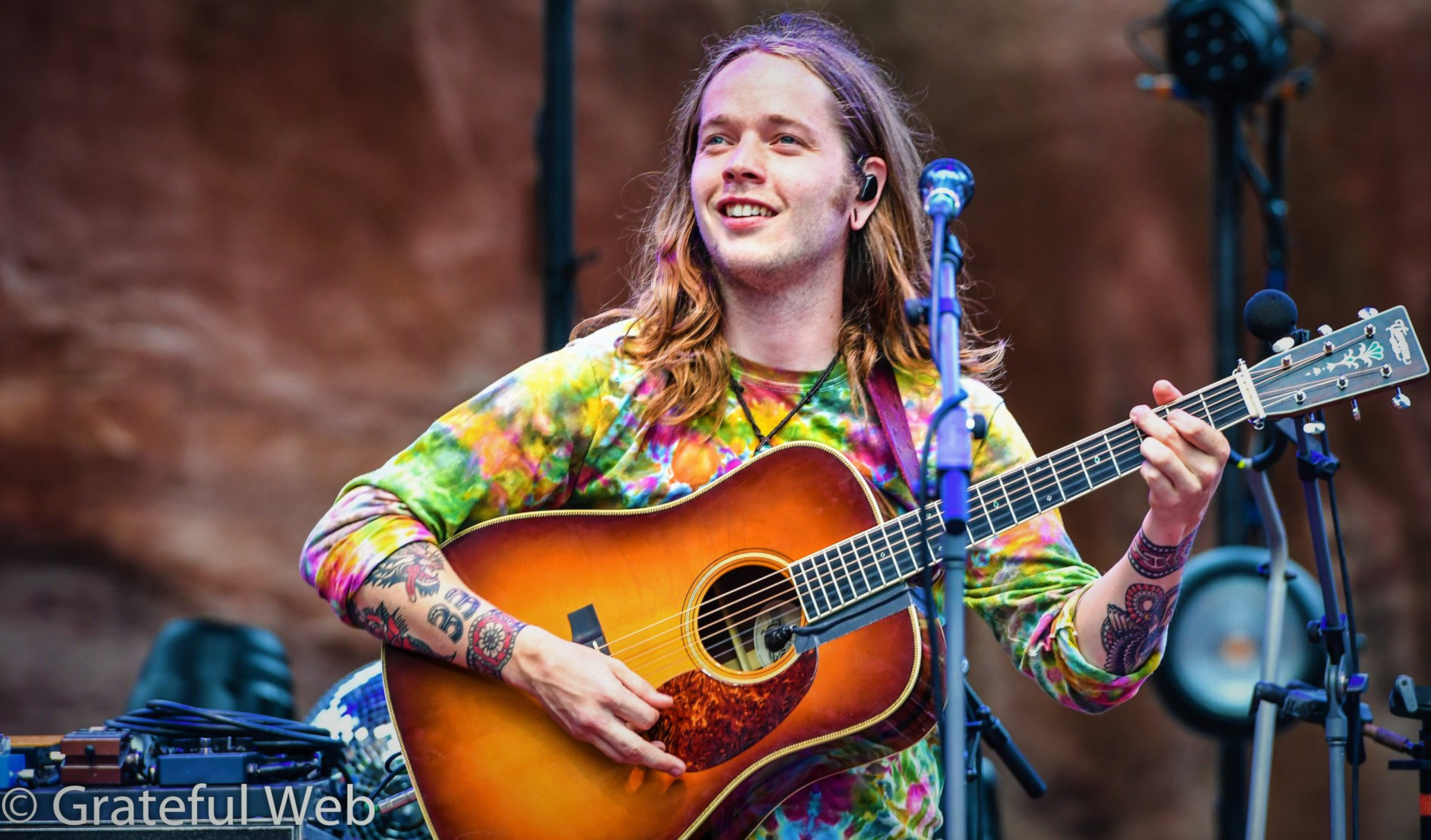 Billy Strings' Streaming Strings Tour on sale now