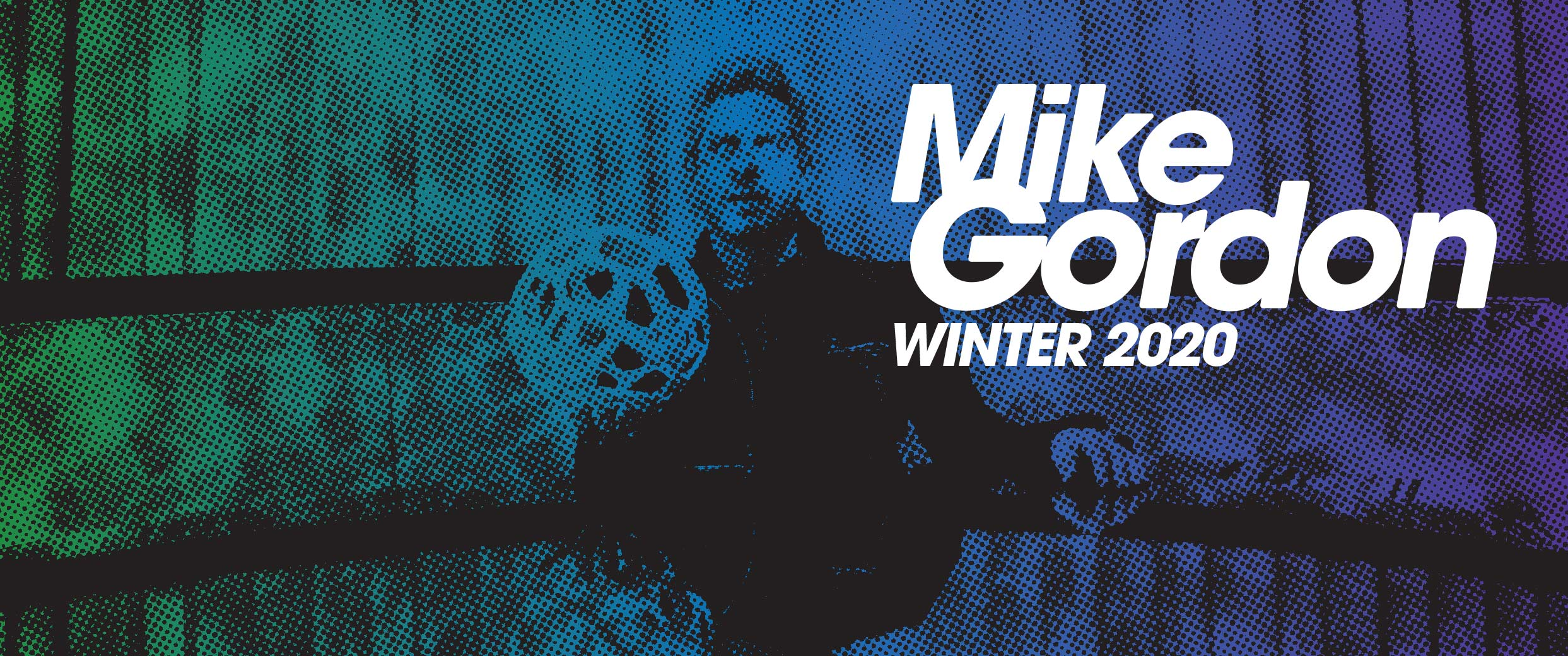 Mike Gordon 2020 Winter Tour Begins Next Week