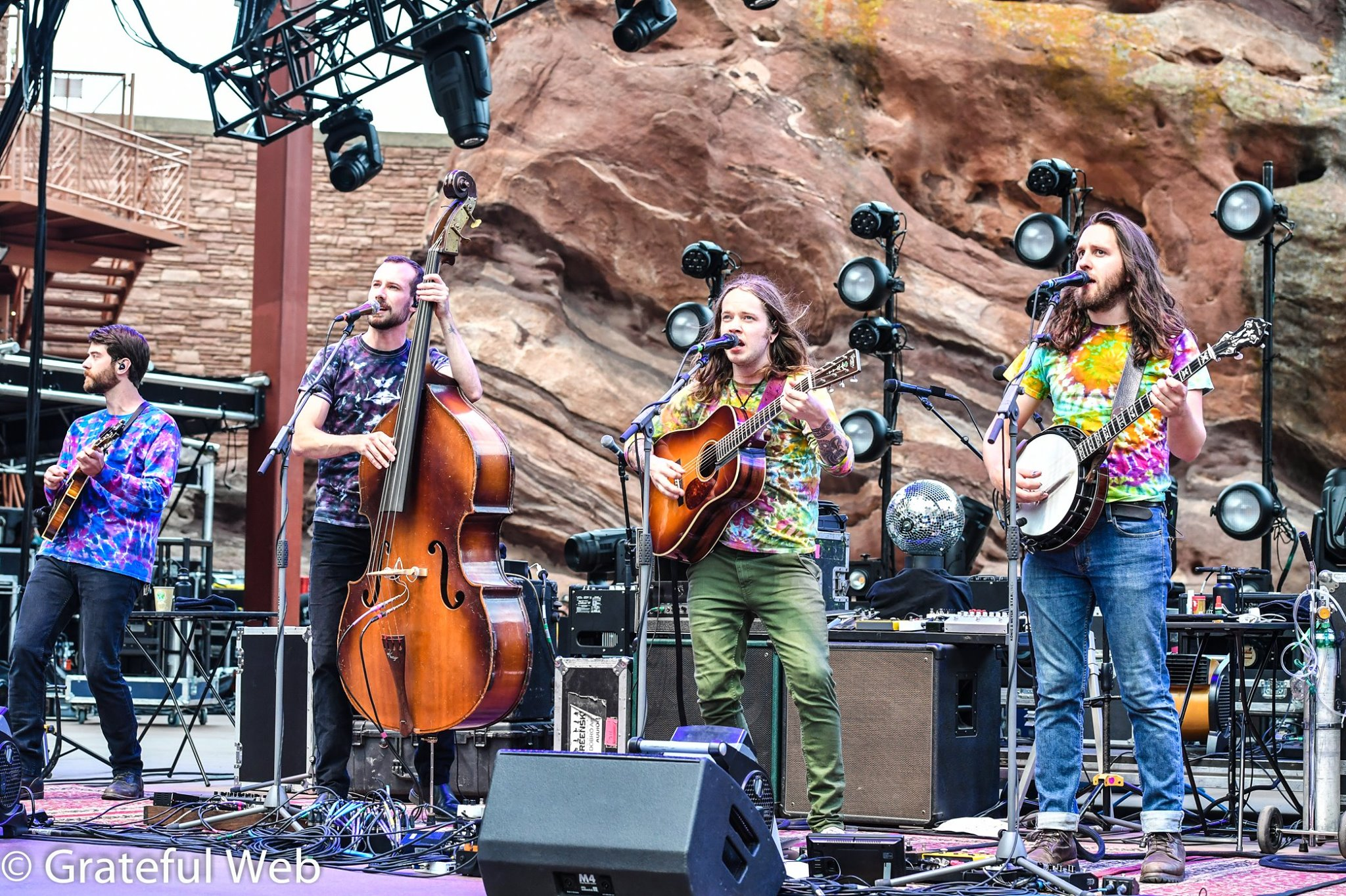 Billy Strings Three Night Run in Boulder Theater Postponed till June