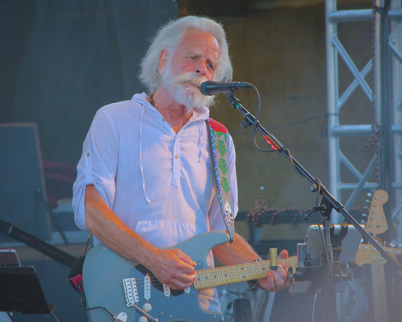 Bob Weir and Wolf Bros | Oxbow Riverstage | 9/21/19
