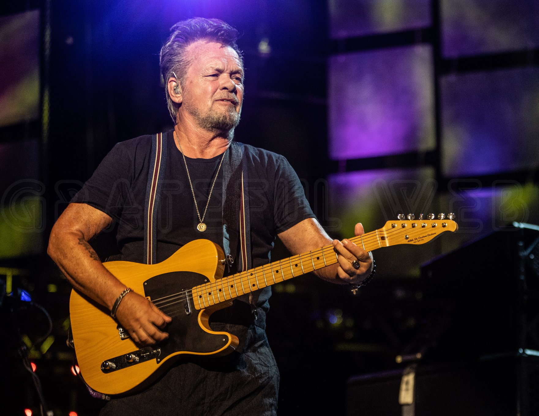 "John Mellencamp Live: ""At Home With Farm Aid"" Tomorrow, Saturday, April 11th"