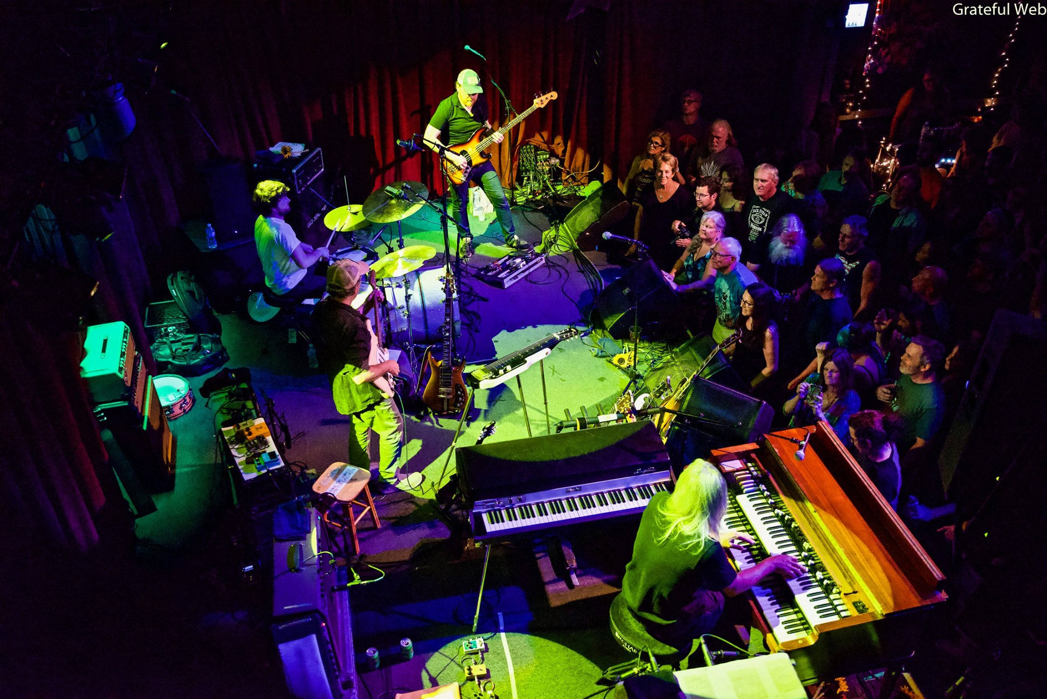 Steve Kimock & Friends | Ardmore Music Hall | 9/28/19