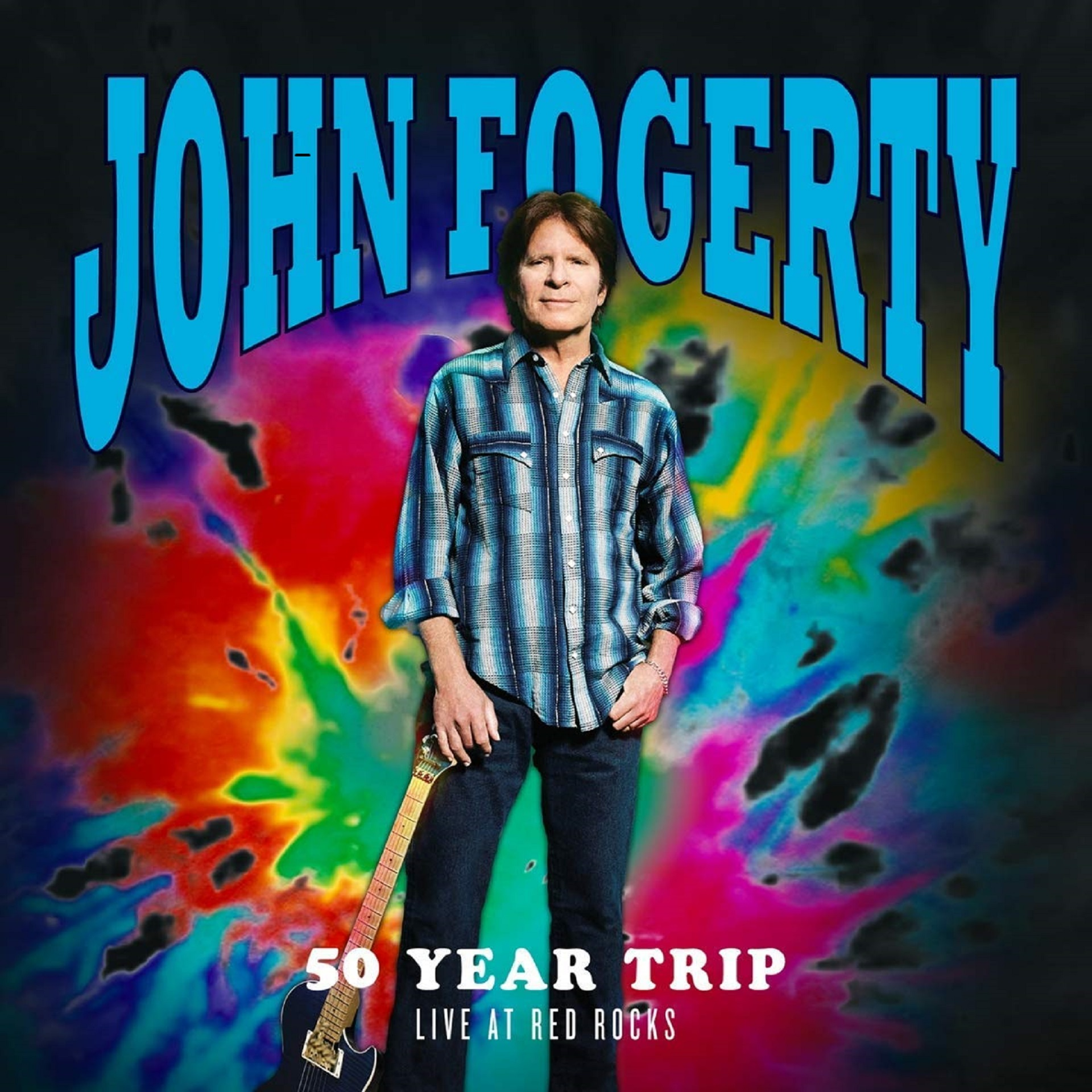 "John Fogerty's ""50 Year Trip: Live at Red Rocks"" out January 24, 2020"