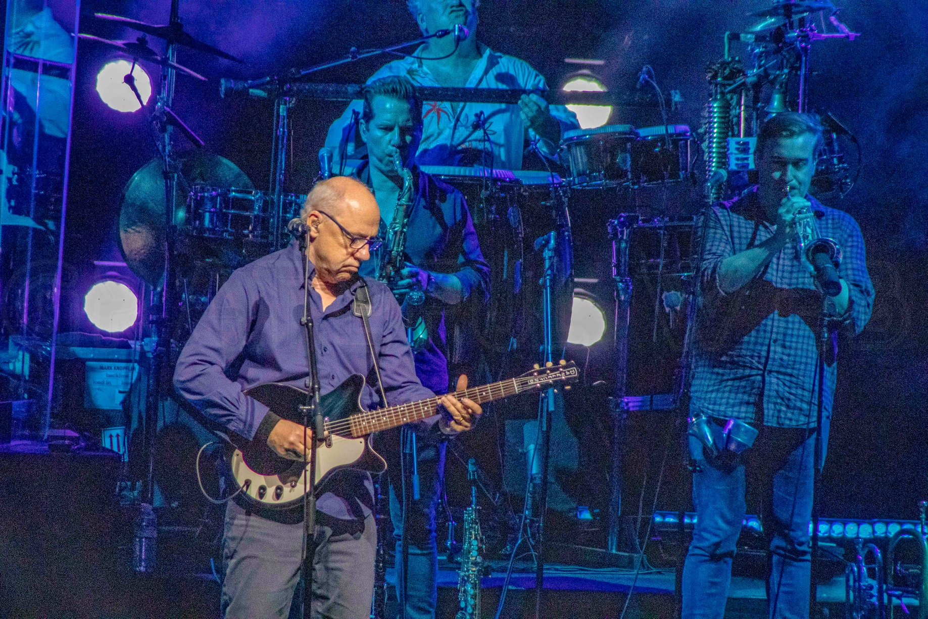 Mark Knopfler | Greek Theatre | 9/22/19