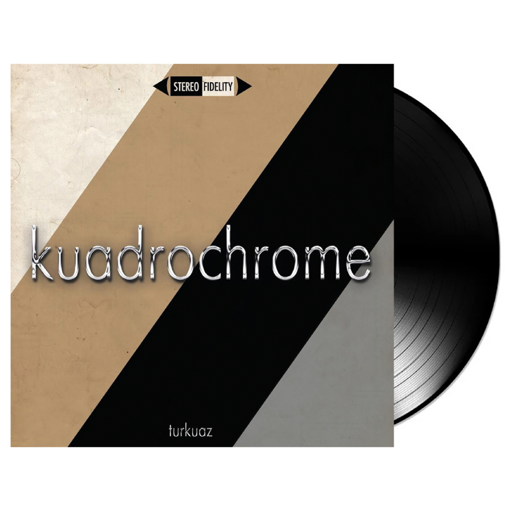 Turkuaz Ushers In A New Era With 'Kuadrochrome' // EP Out Now