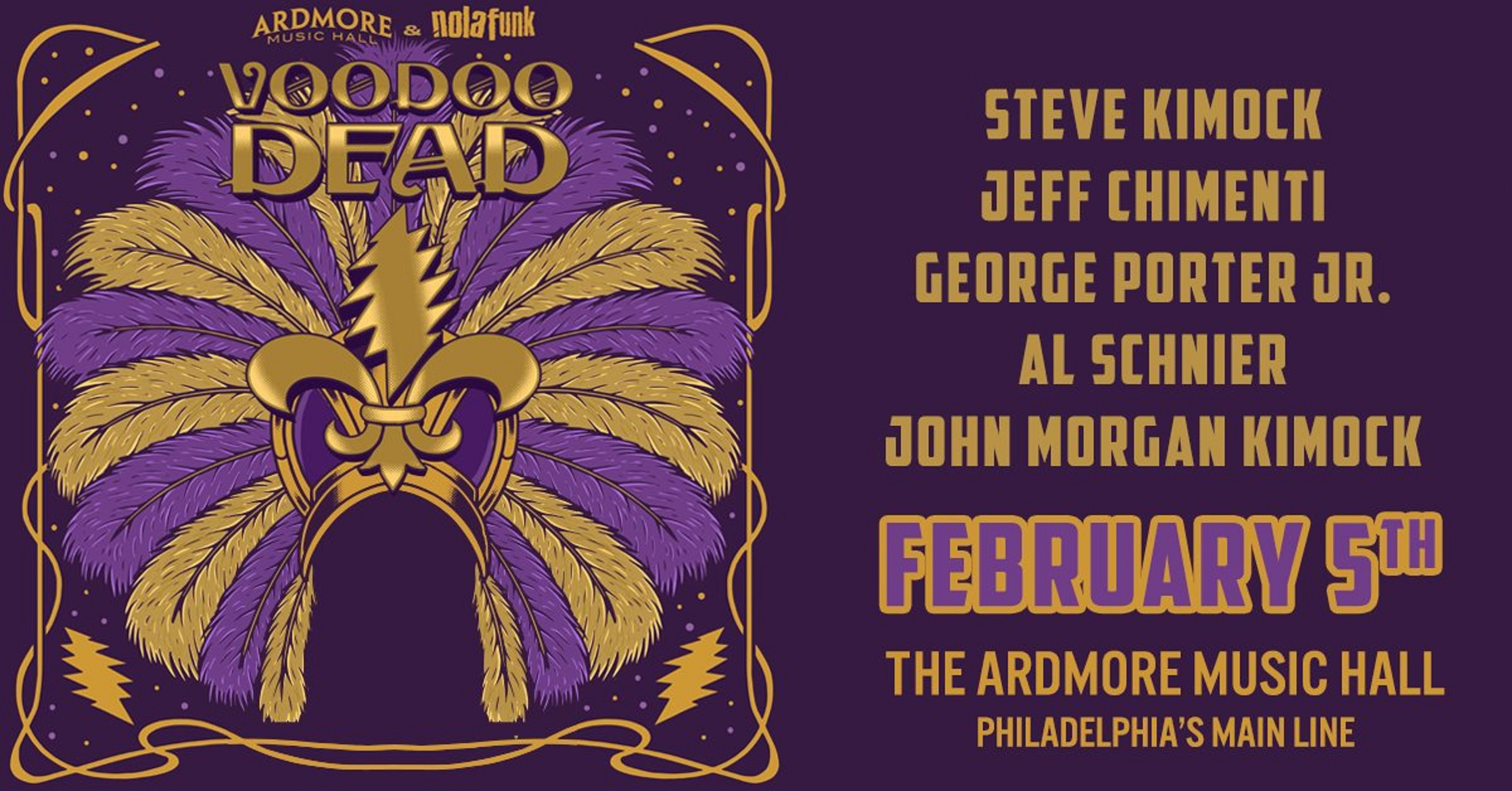 The Grateful Dead Lives At The Ardmore Music Hall
