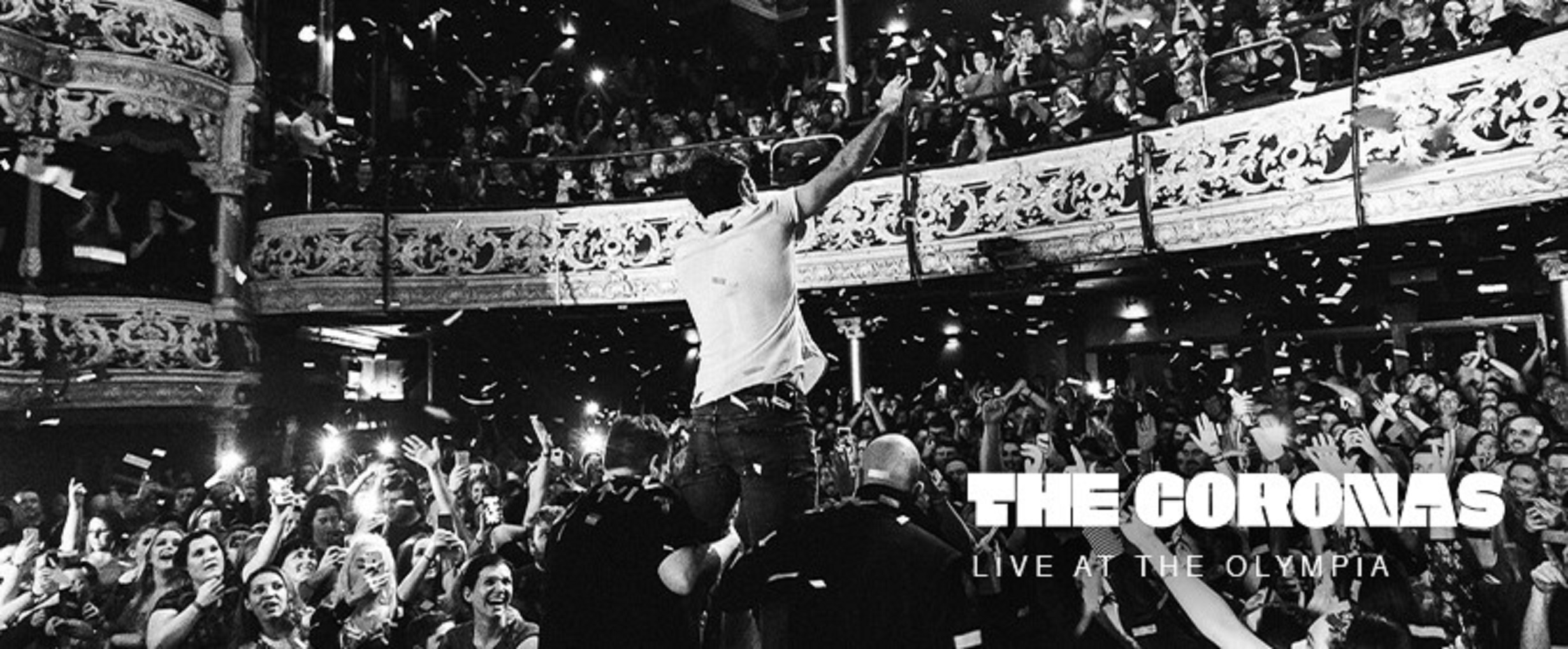 "The Coronas' ""Live at the Olympia"" Album Out Now"