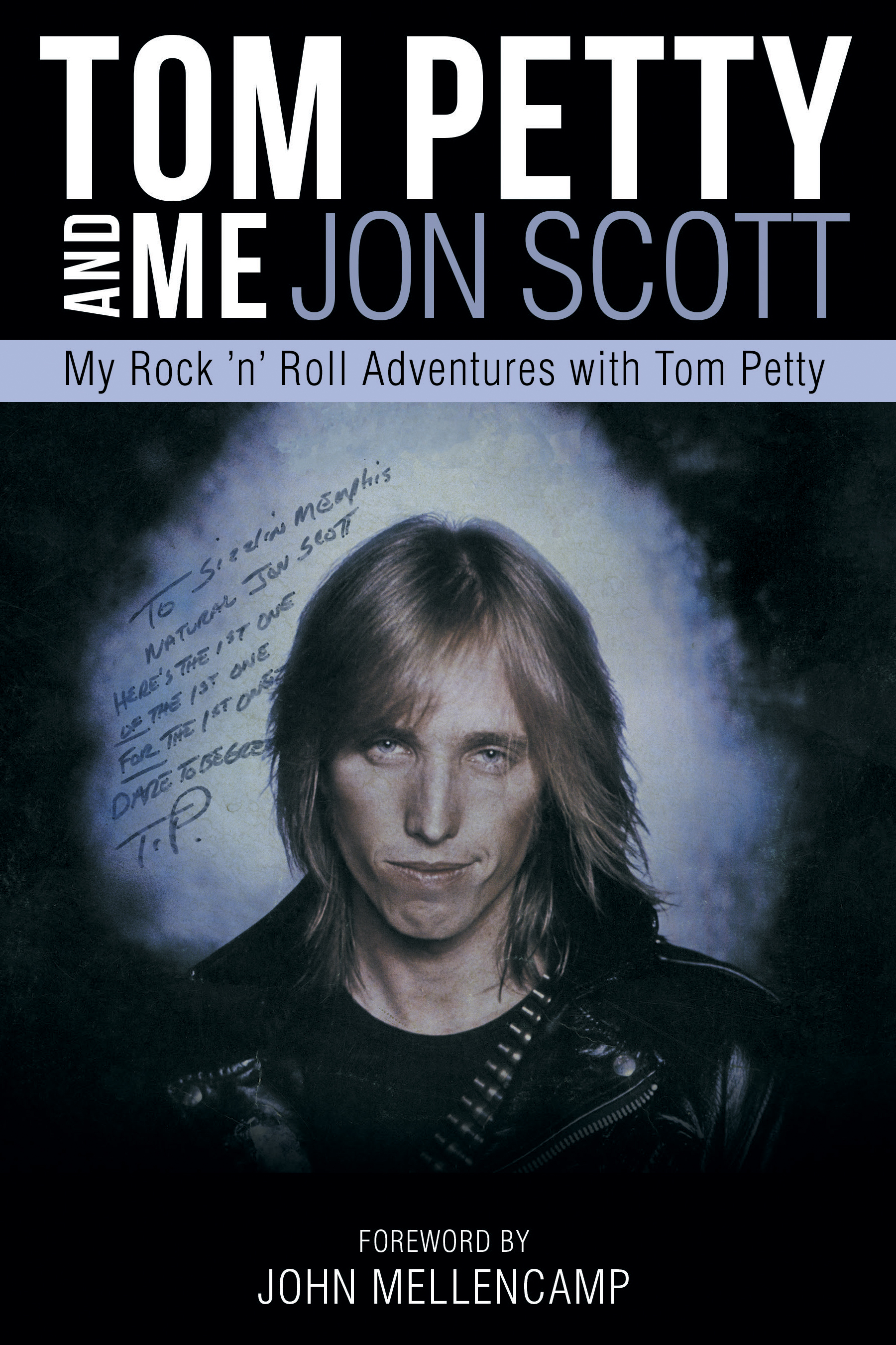 Tom Petty Remembered in New Book by Close Friend