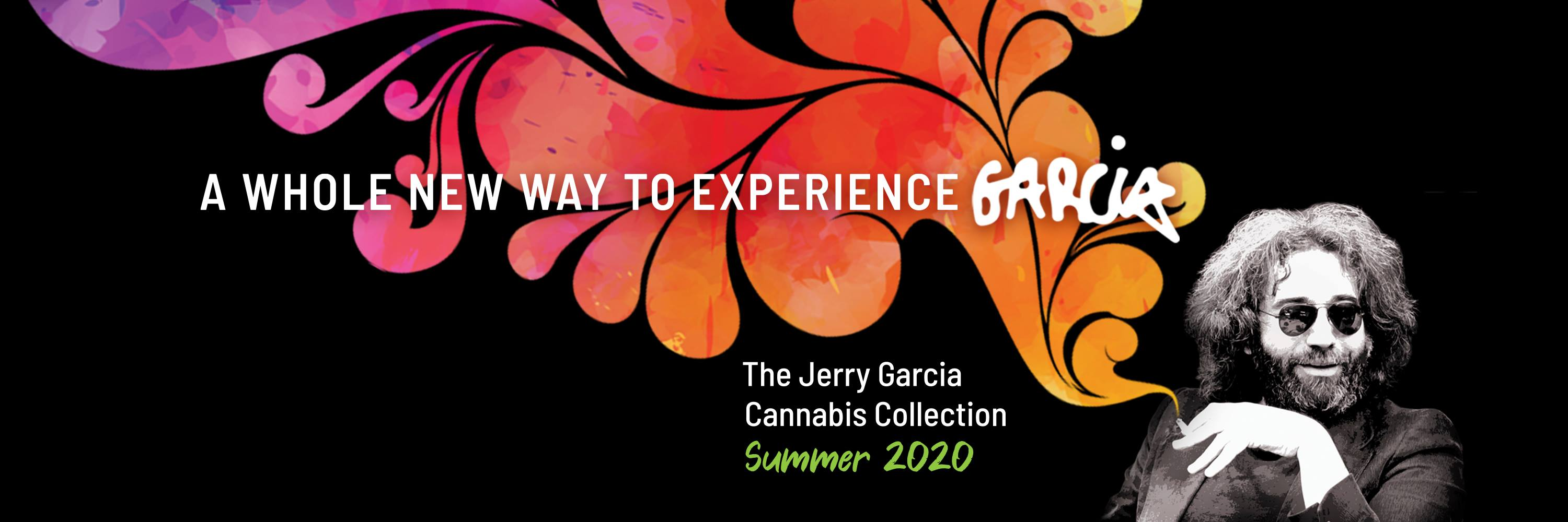 The Jerry Garcia Family & Holistic Industries Team Up for New Cannabis Brand